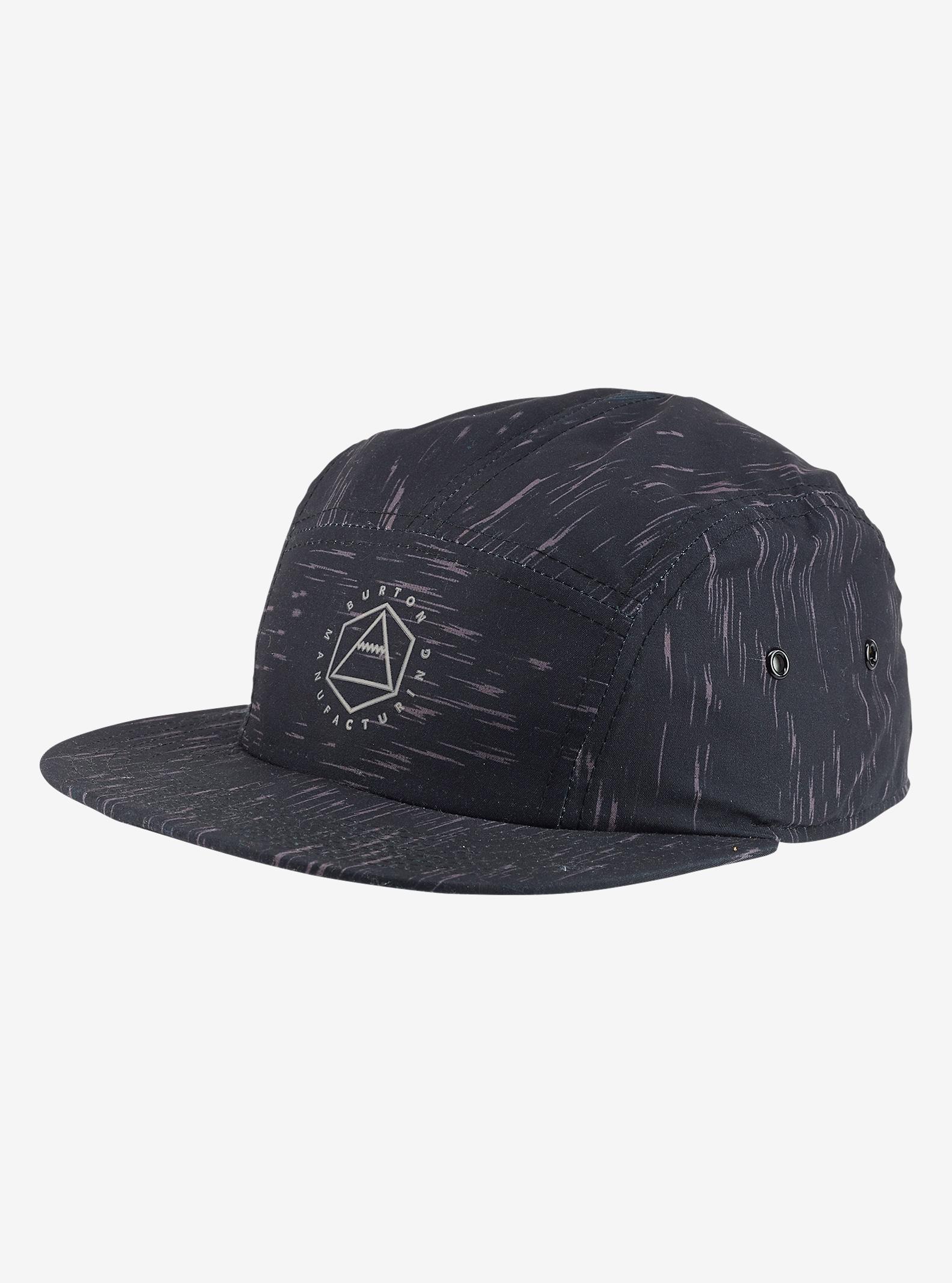 Burton Rainfly Hat shown in True Black Rain