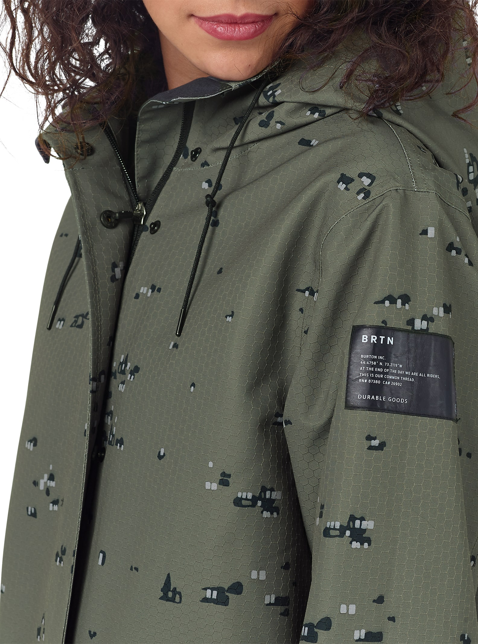 7da5be5f2 Burton Sadie Jacket | Burton Snowboards Fall 16