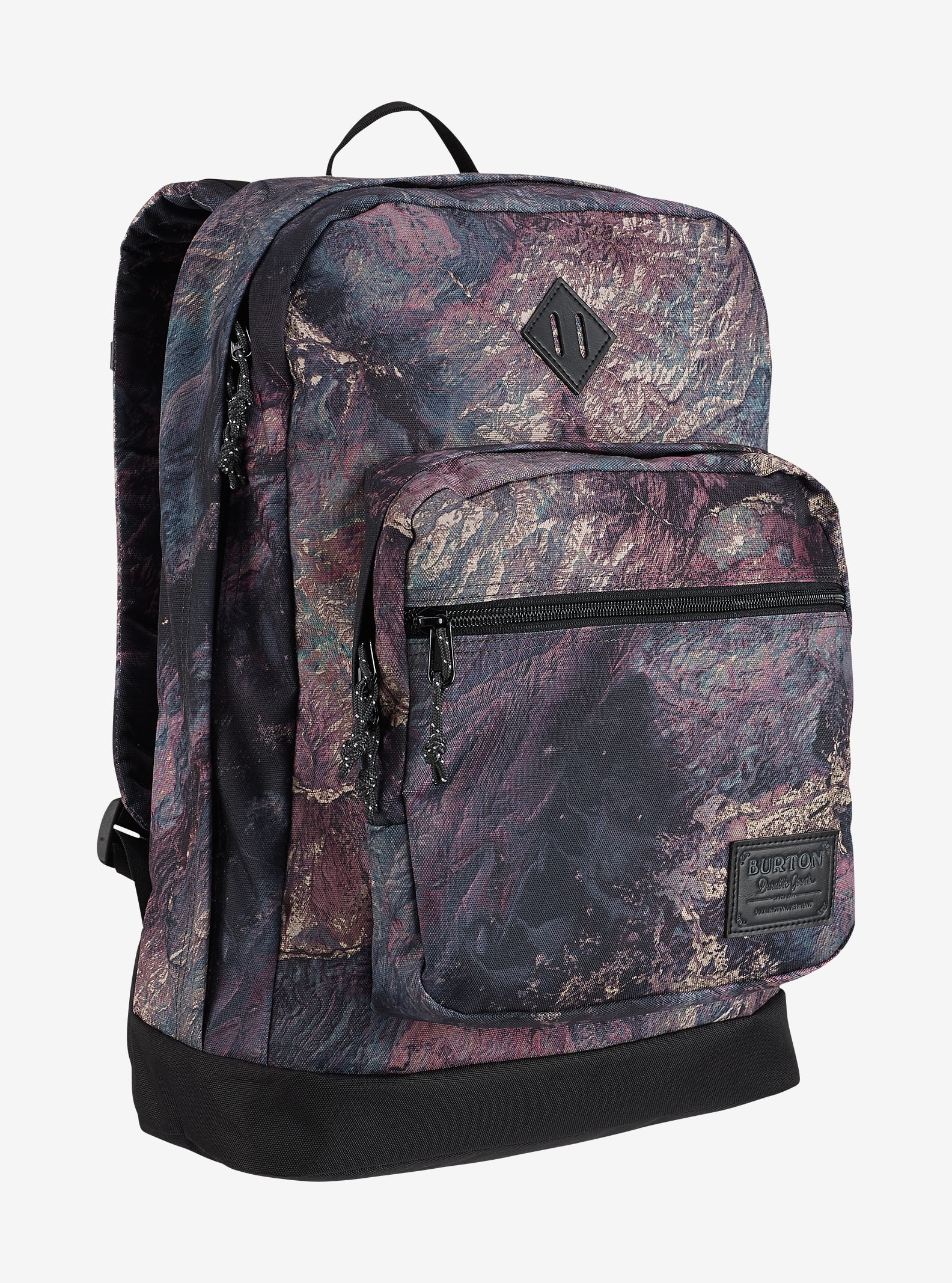 Burton Big Kettle Backpack shown in Earth Print