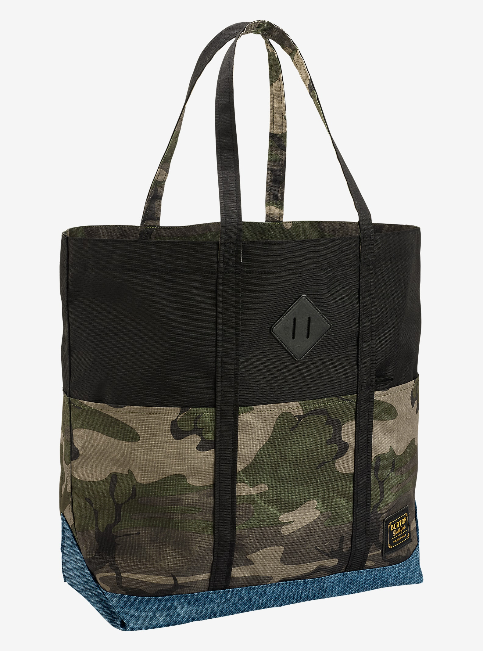 Burton Crate Tote - Large shown in Bkamo Print