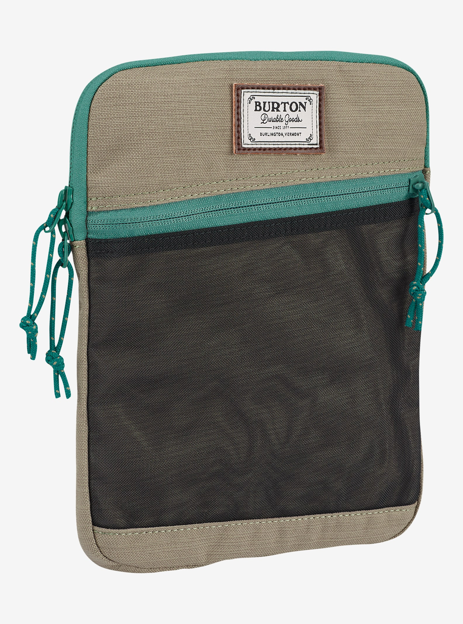Burton Hyperlink 10in Tablet Sleeve shown in Rucksack Slub