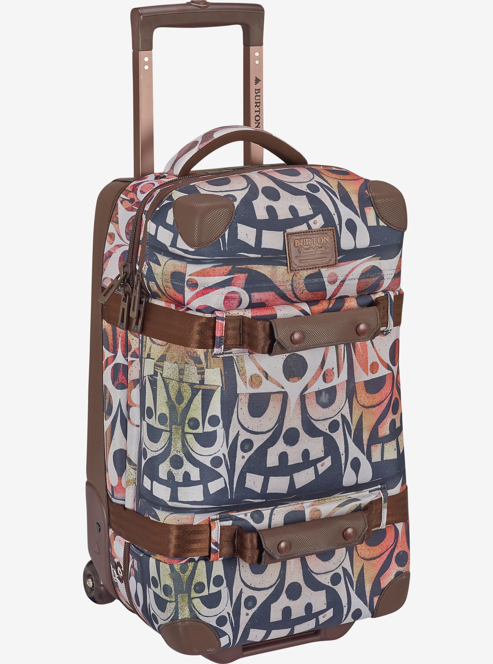 Phil Frost × G Pen × Burton Wheelie Flight Deck Travel Bag shown in Phil Frost