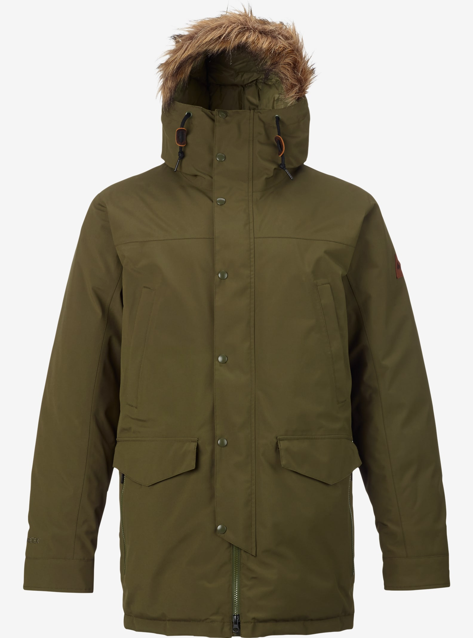 Burton Garrison Jacket shown in Keef
