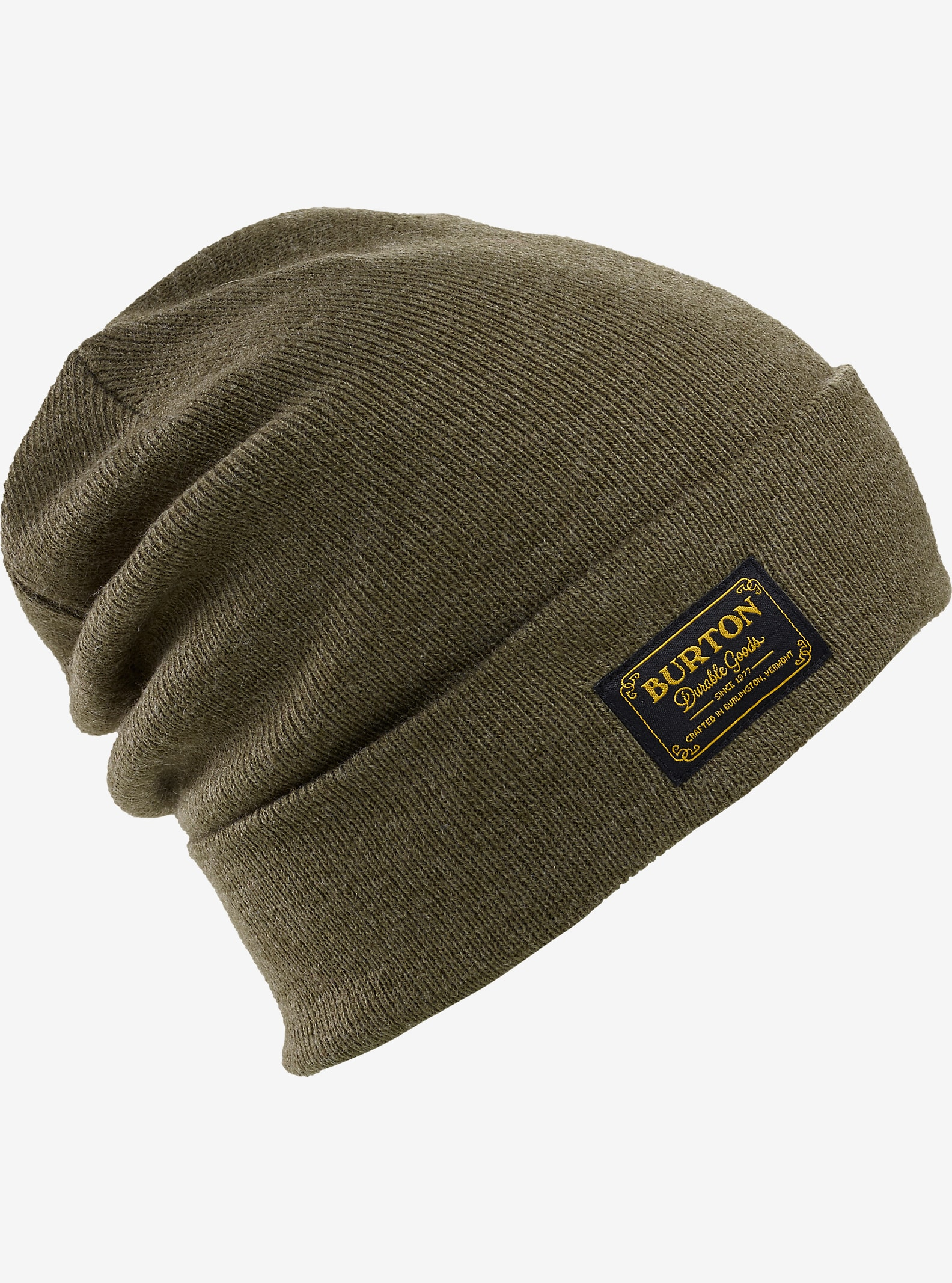 Burton Kactusbunch Tall Beanie shown in Keef