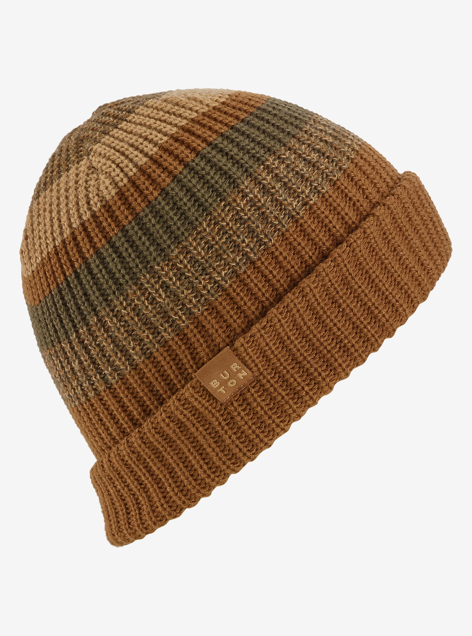 Burton Boys' Chute Beanie shown in Beaver Tail