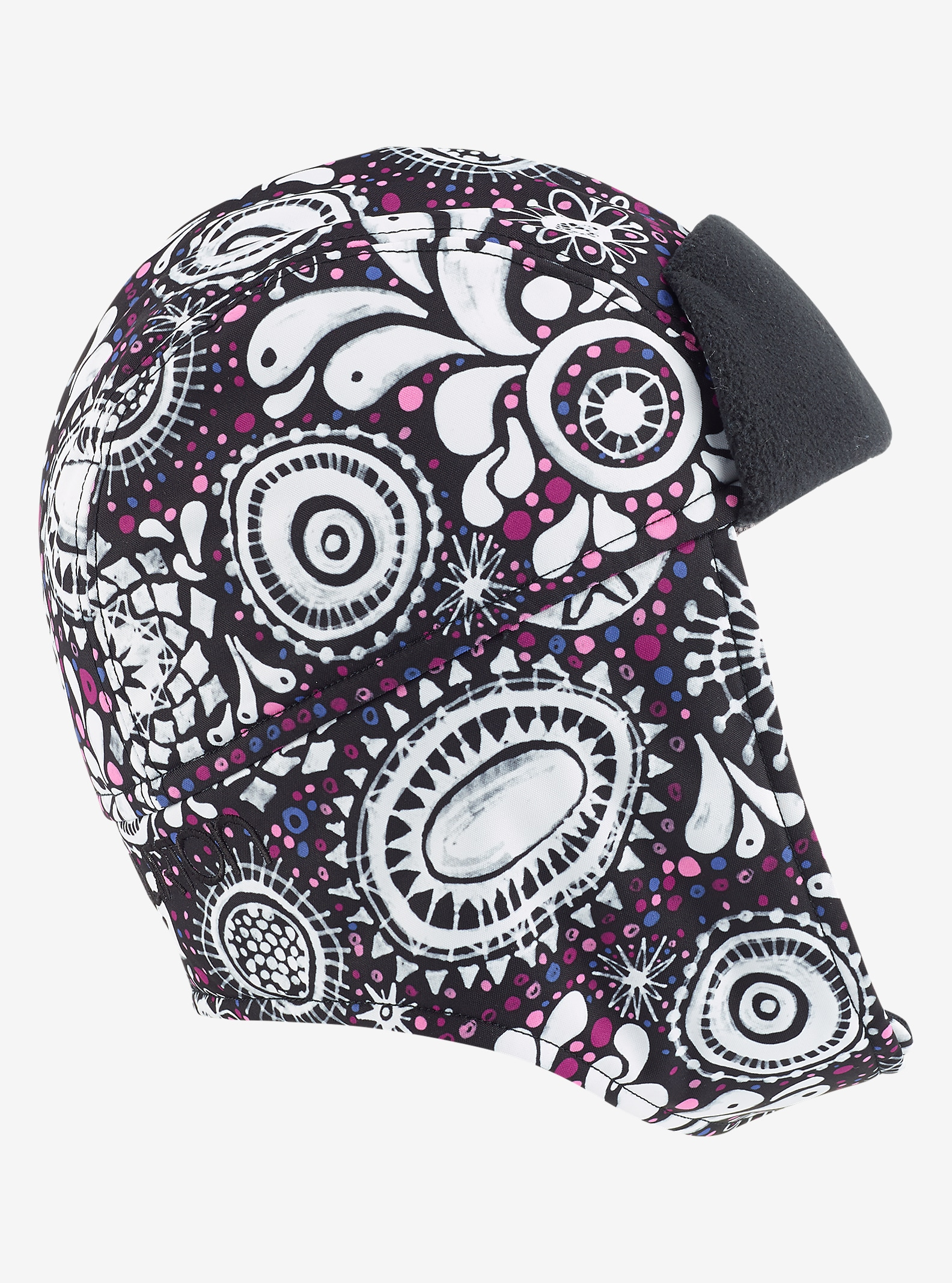 Burton Mini Trapper Hat shown in Sun Doodle