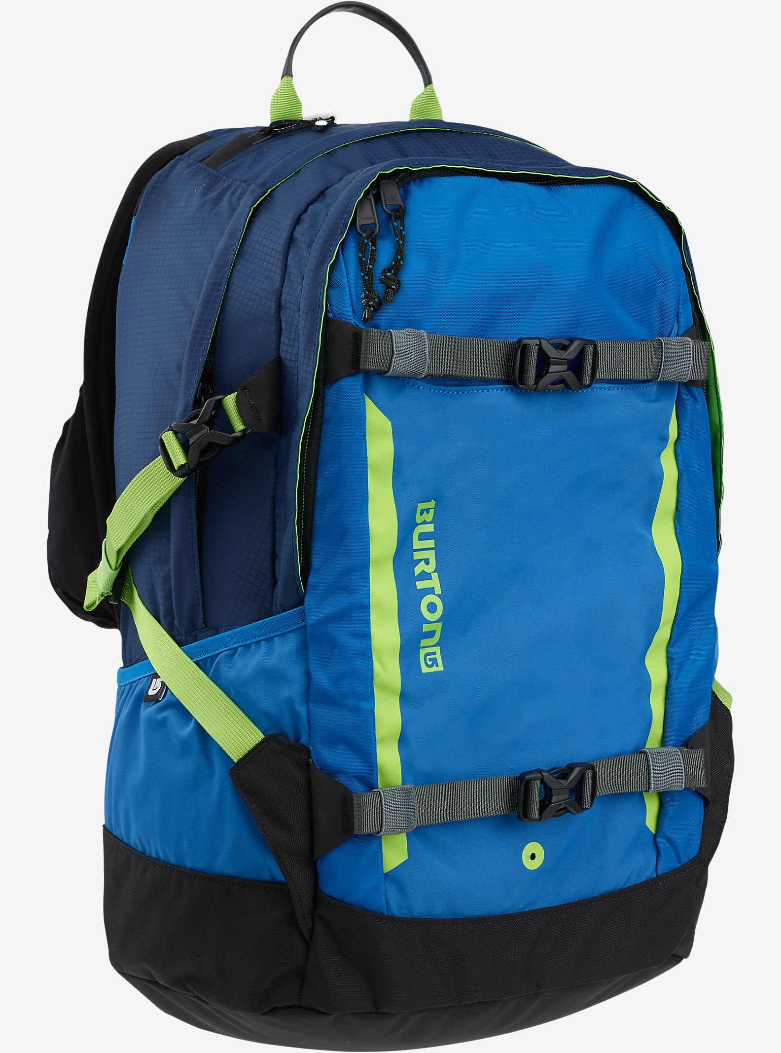 Burton Day Hiker Pro 28L Backpack shown in Skydiver Ripstop
