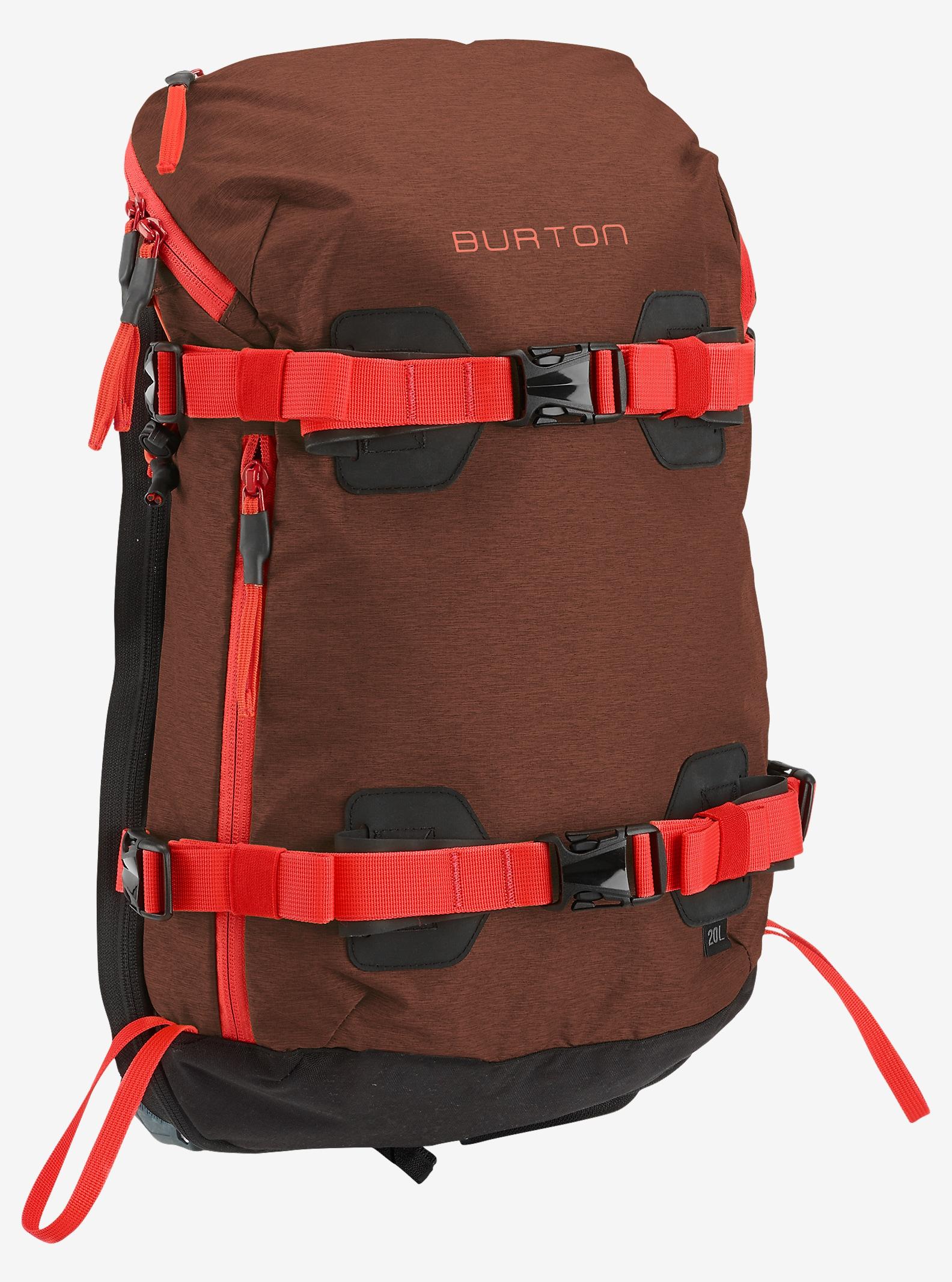 Burton Women's 20L Backpack shown in Matador Heather Cordura®