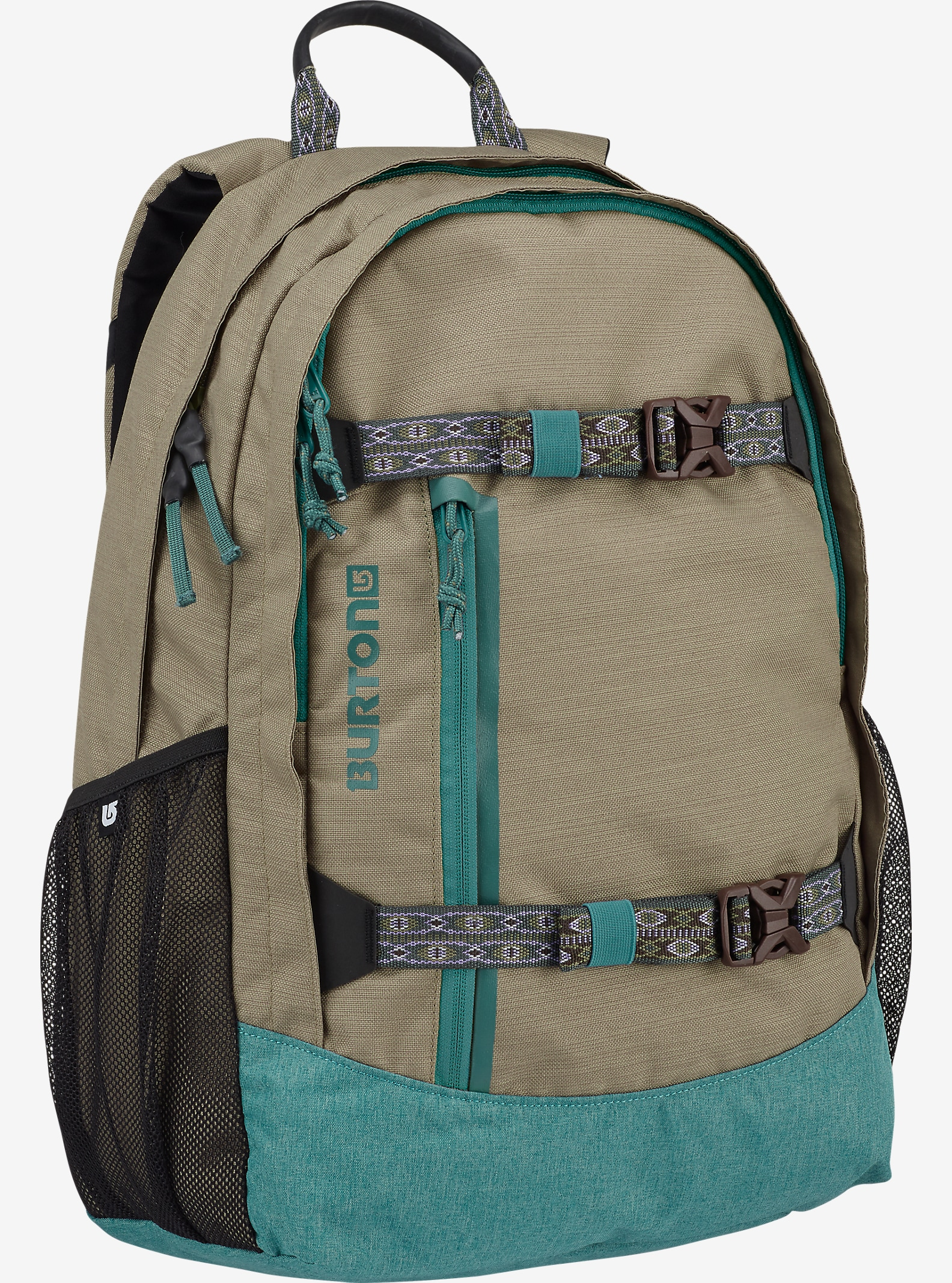 Burton Women's Day Hiker 23L Backpack shown in Rucksack Slub