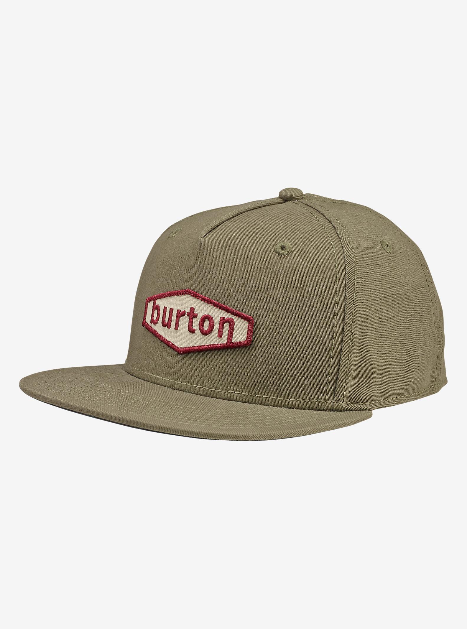 Burton Hardgoods Hat shown in Keef