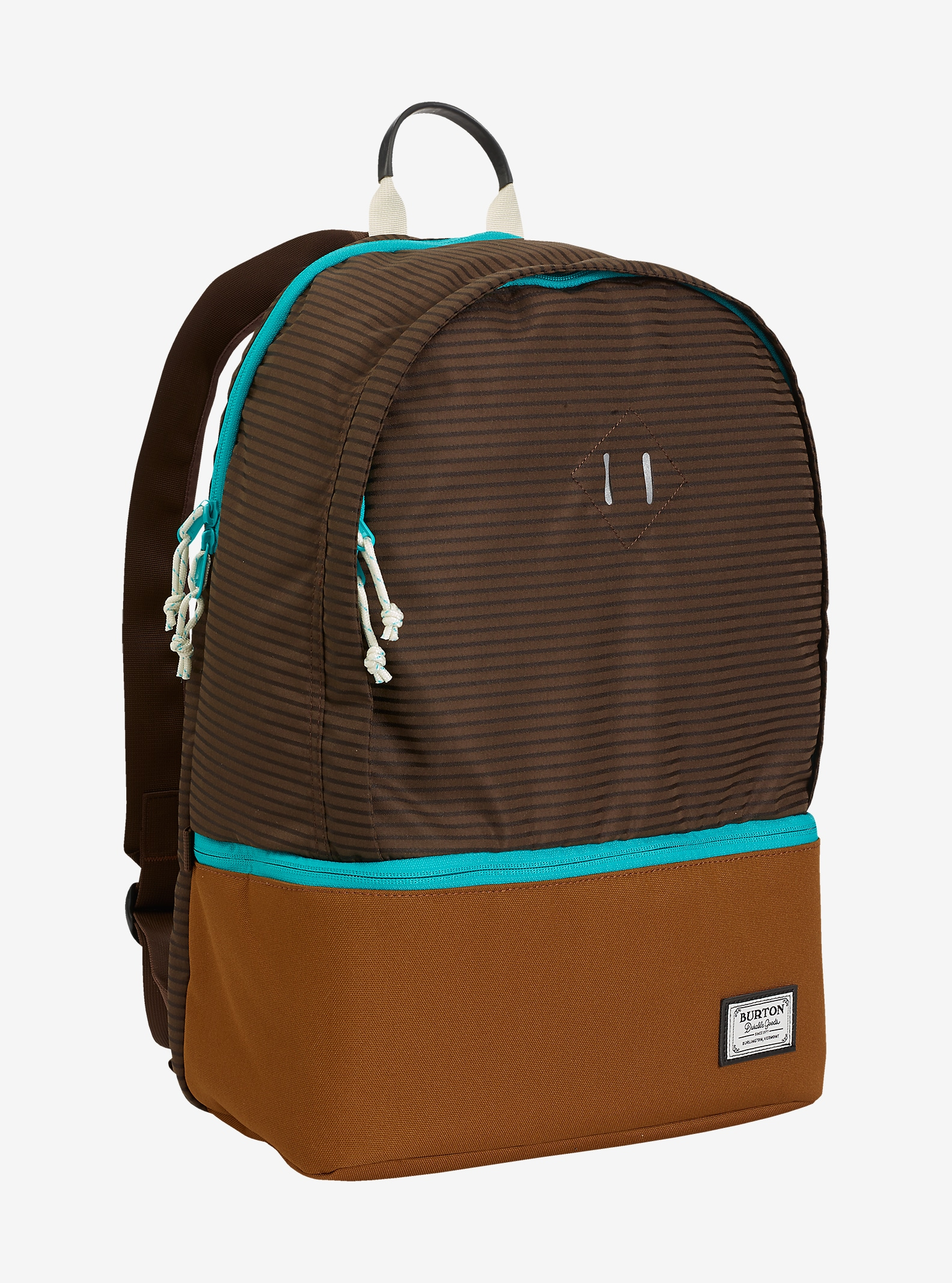 Burton Snake Mountain Backpack shown in Beaver Tail Crinkle [bluesign® Approved]