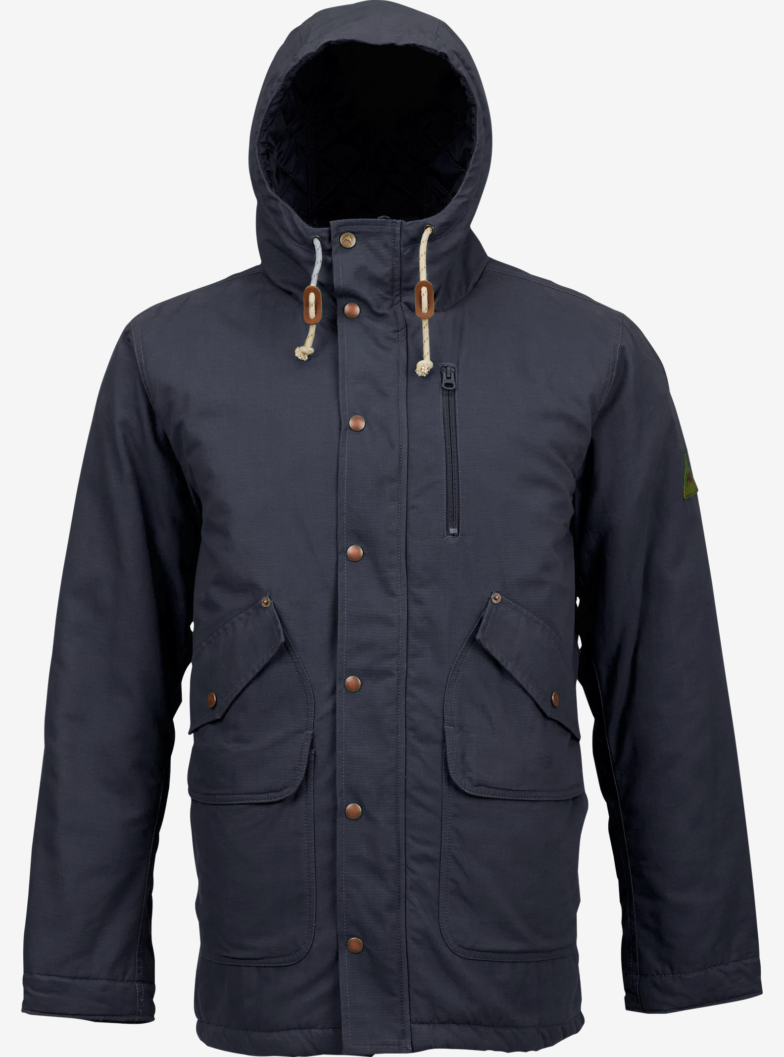 Burton Sherman Jacket shown in Eclipse
