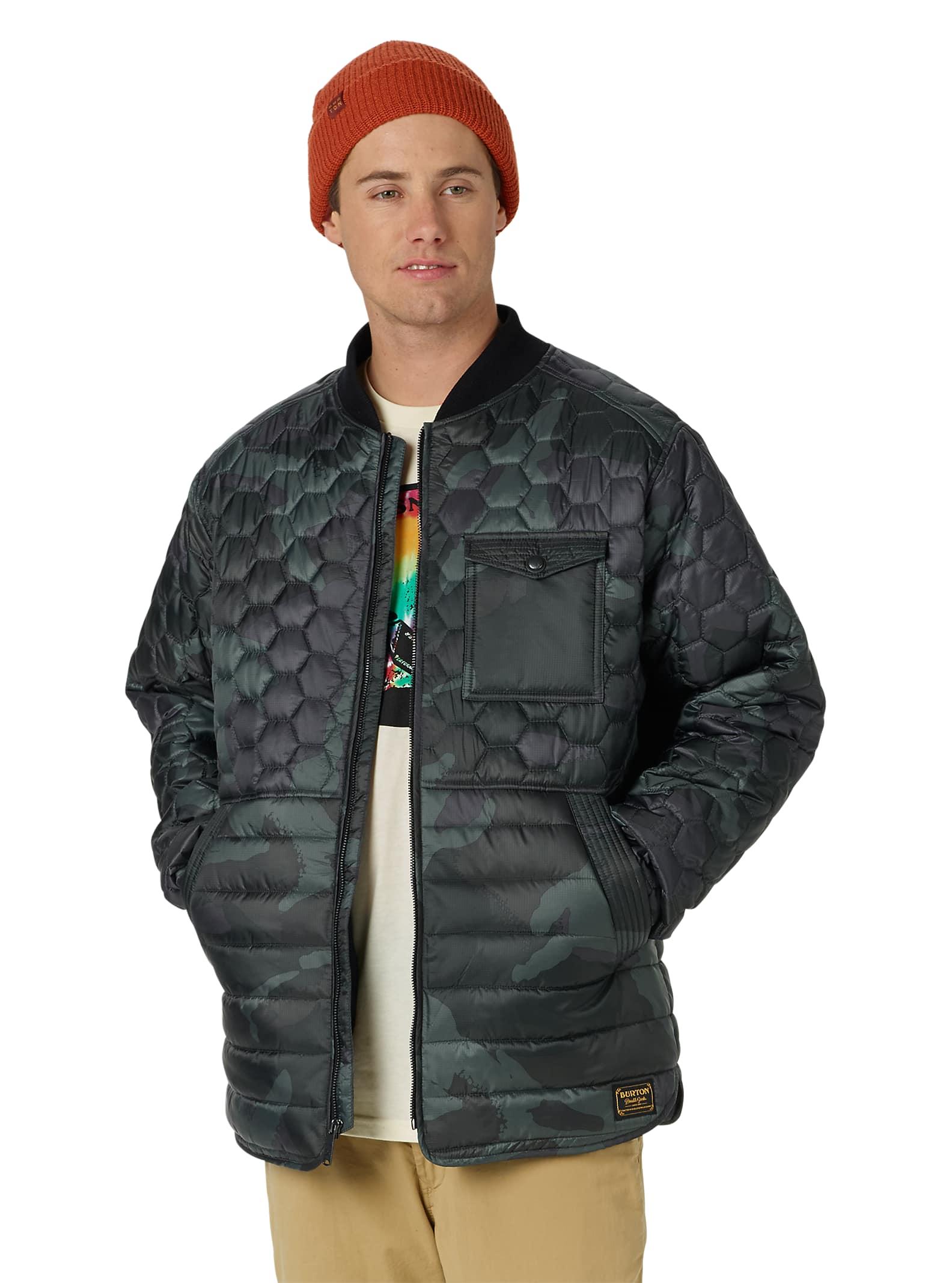 993c09238bb Burton Mallett Bomber Jacket