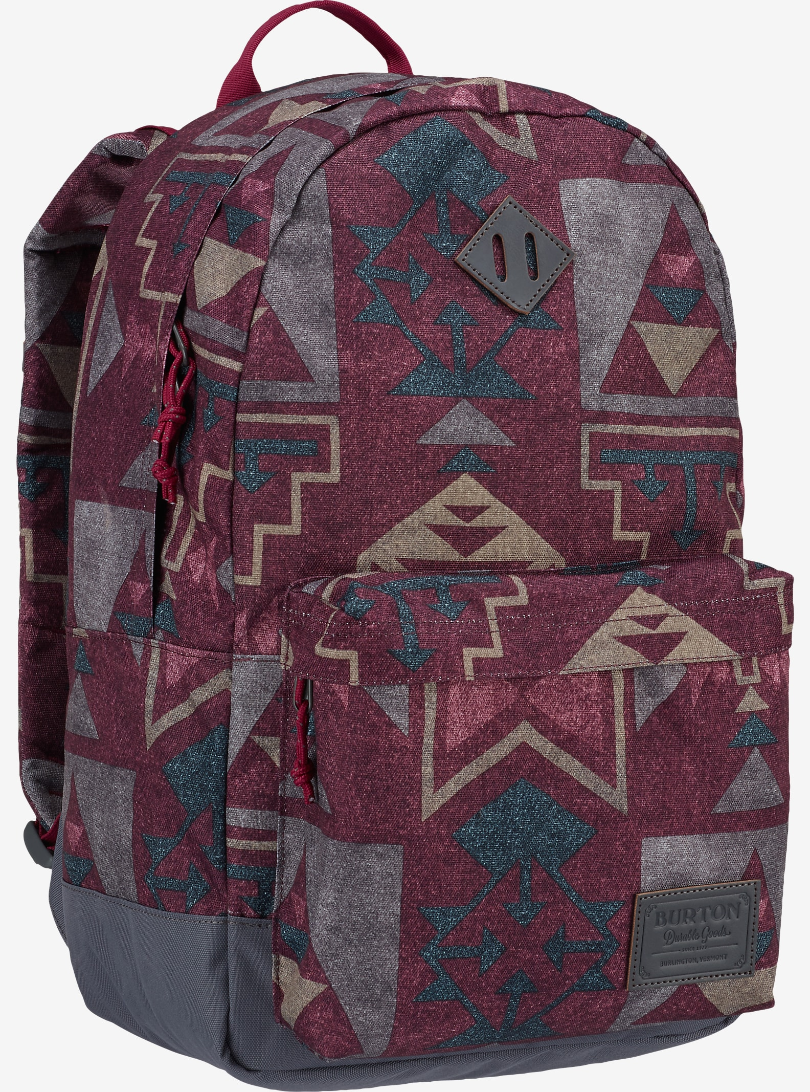 Burton Kettle Backpack shown in Canyon Print