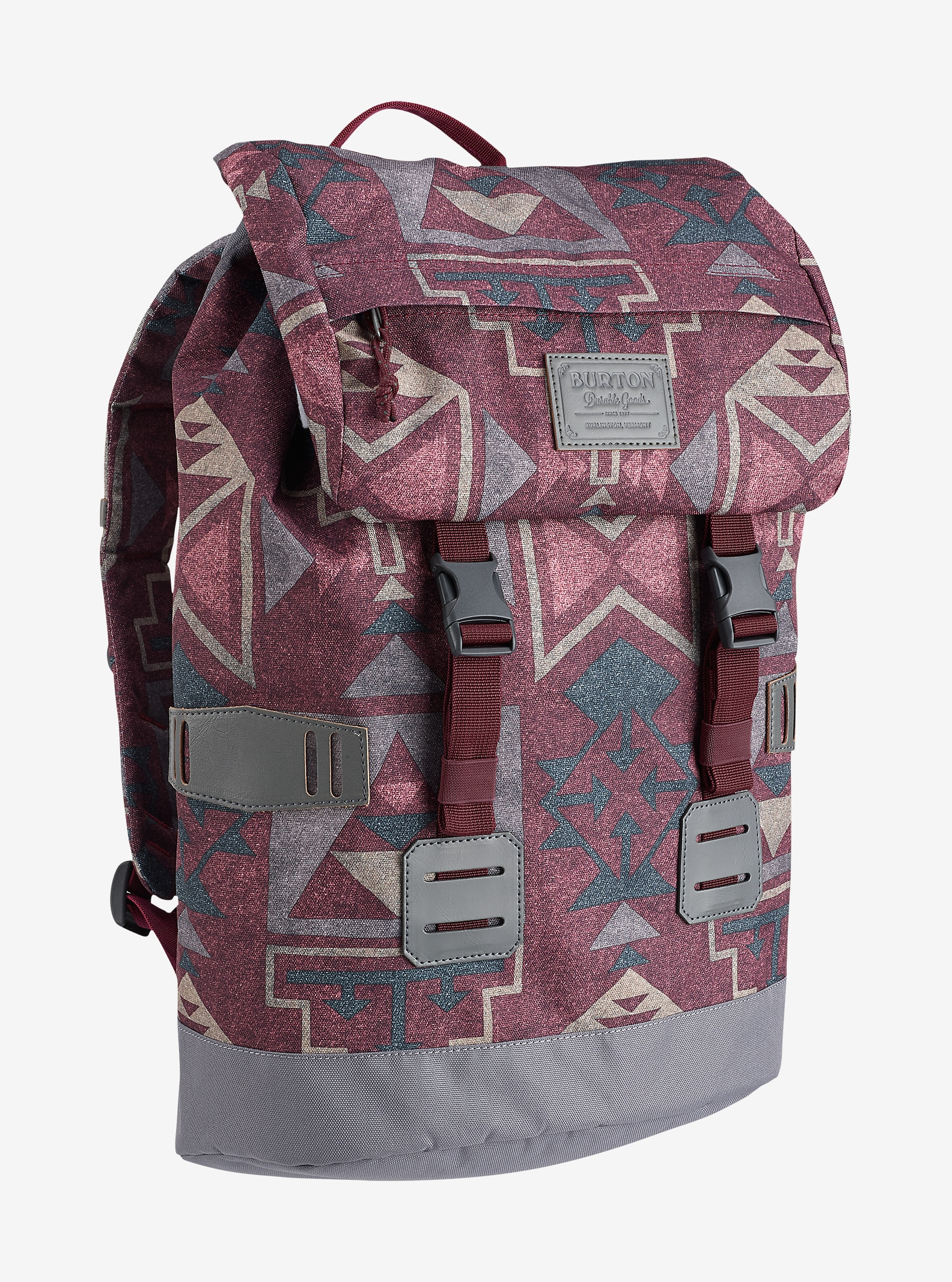 Burton Tinder Backpack shown in Canyon Print