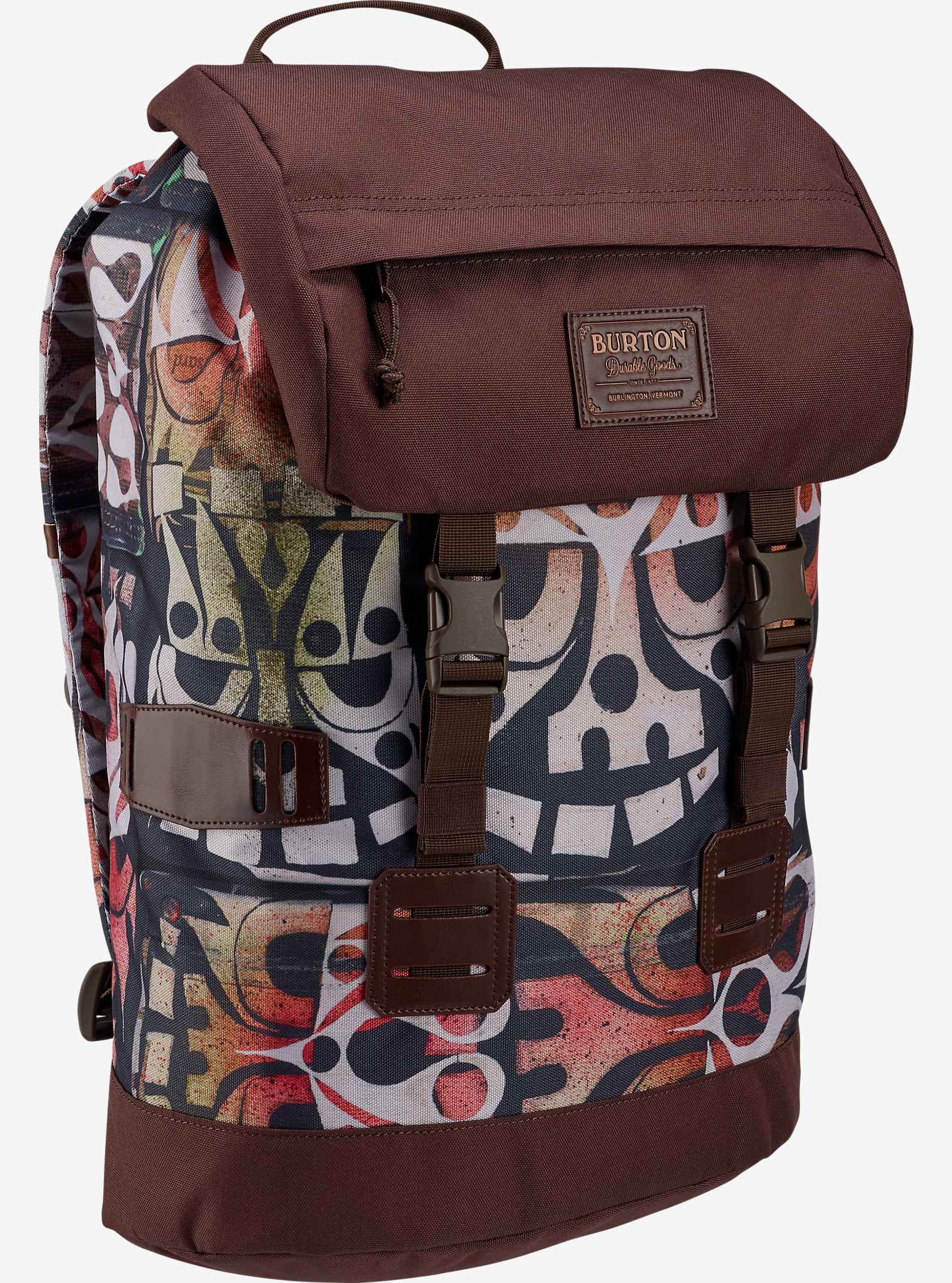 Phil Frost × G Pen × Burton Tinder Backpack shown in Phil Frost