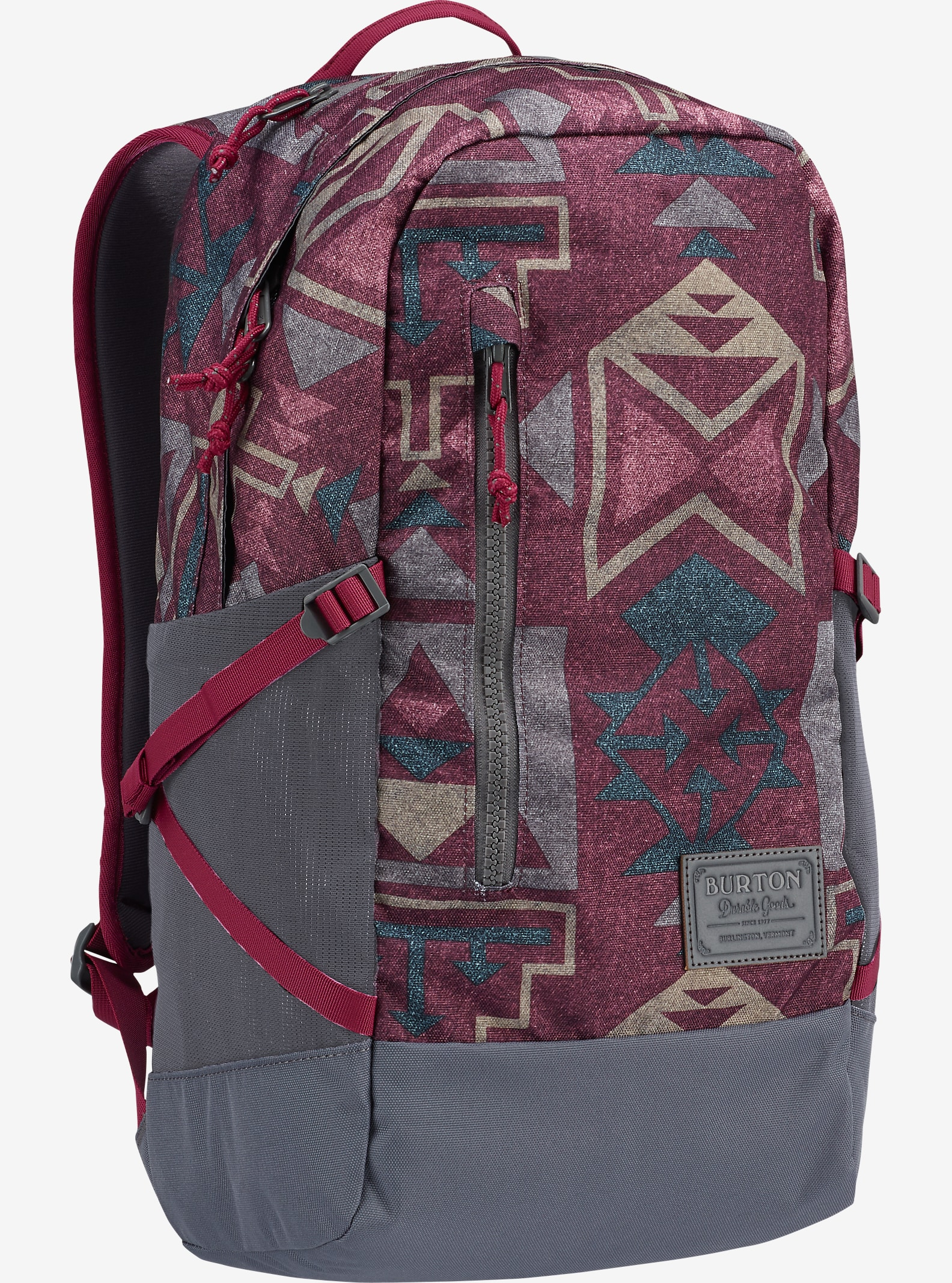 Burton Prospect Backpack shown in Canyon Print