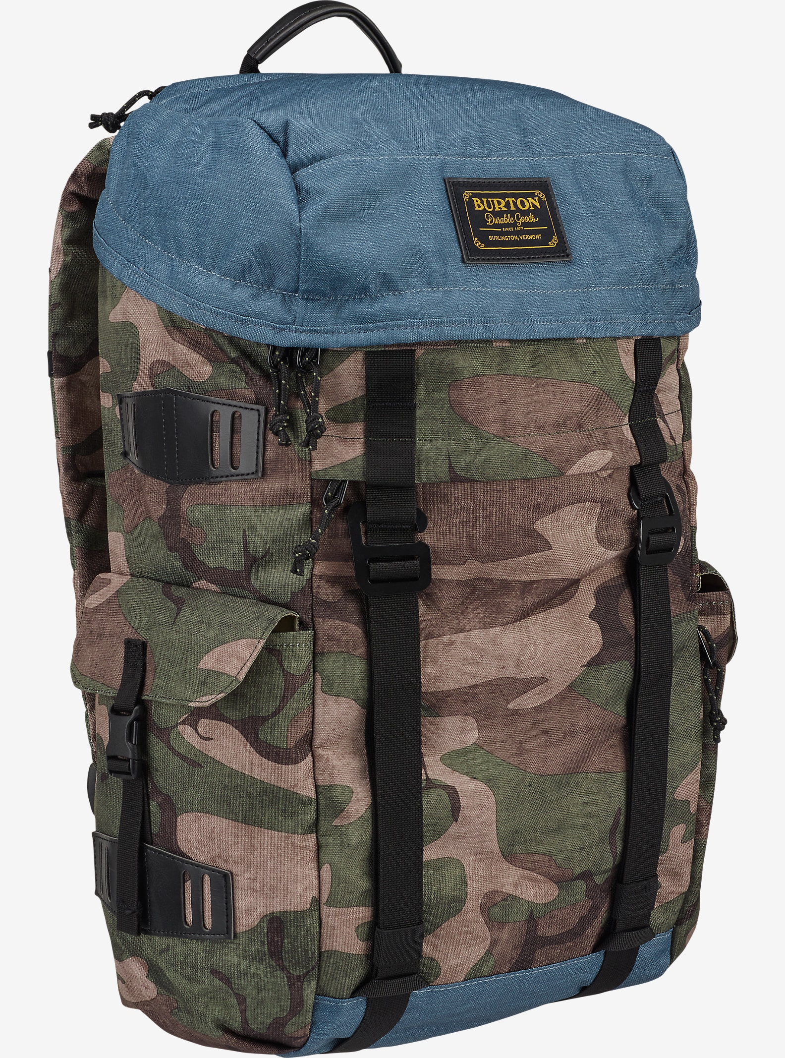 Burton Annex Backpack shown in Bkamo Print