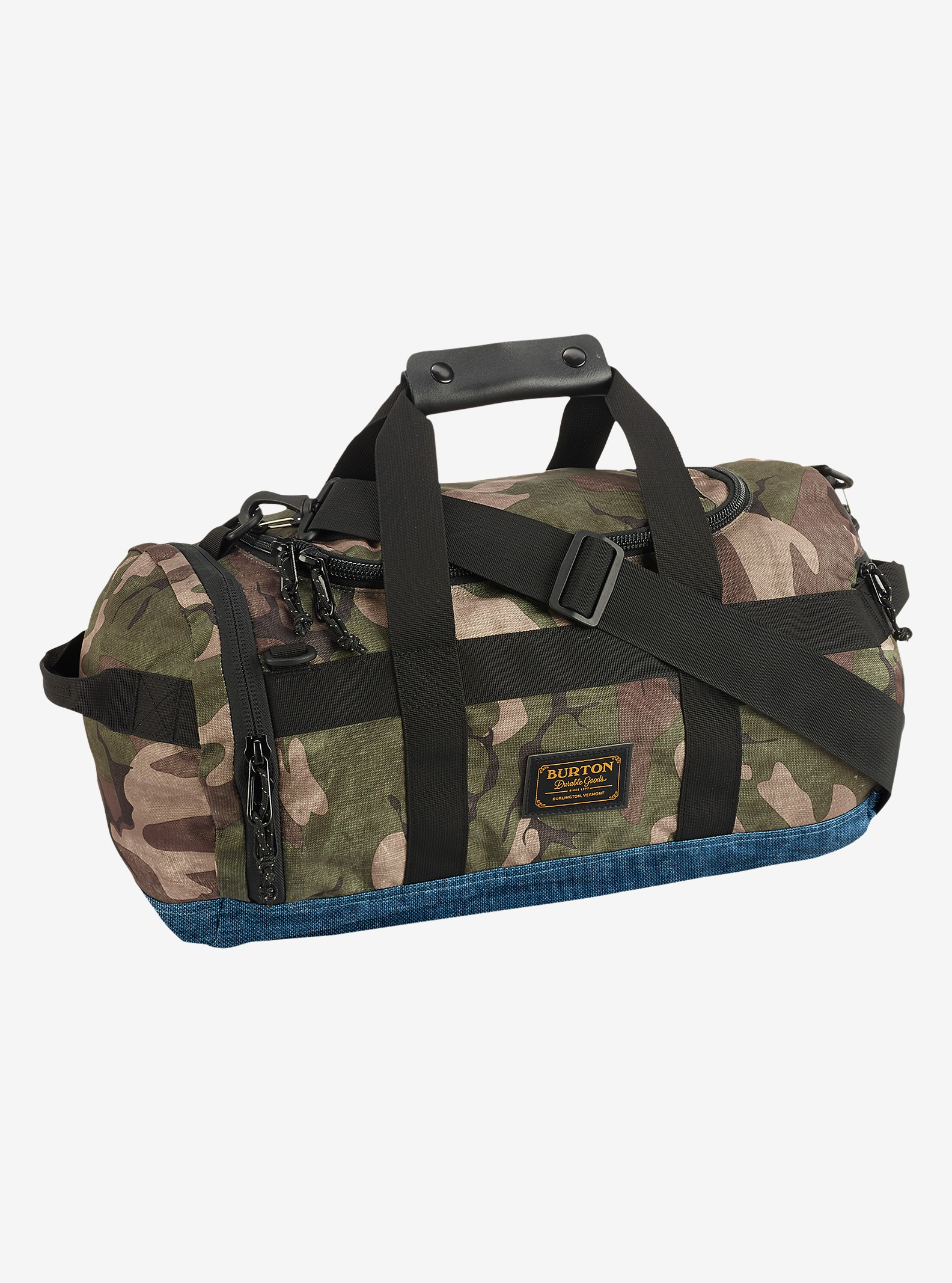 Burton Backhill Duffel Bag X-Small 25L angezeigt in Bkamo Print