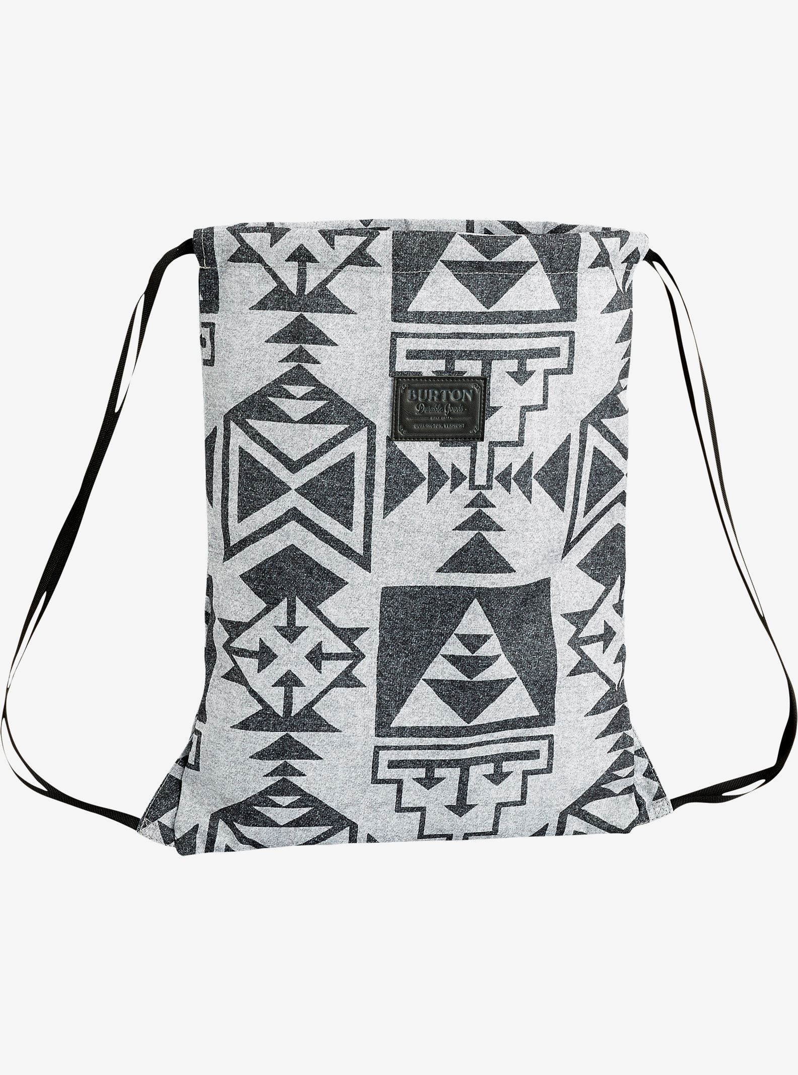 Burton Cinch Backpack shown in Neu Nordic Print