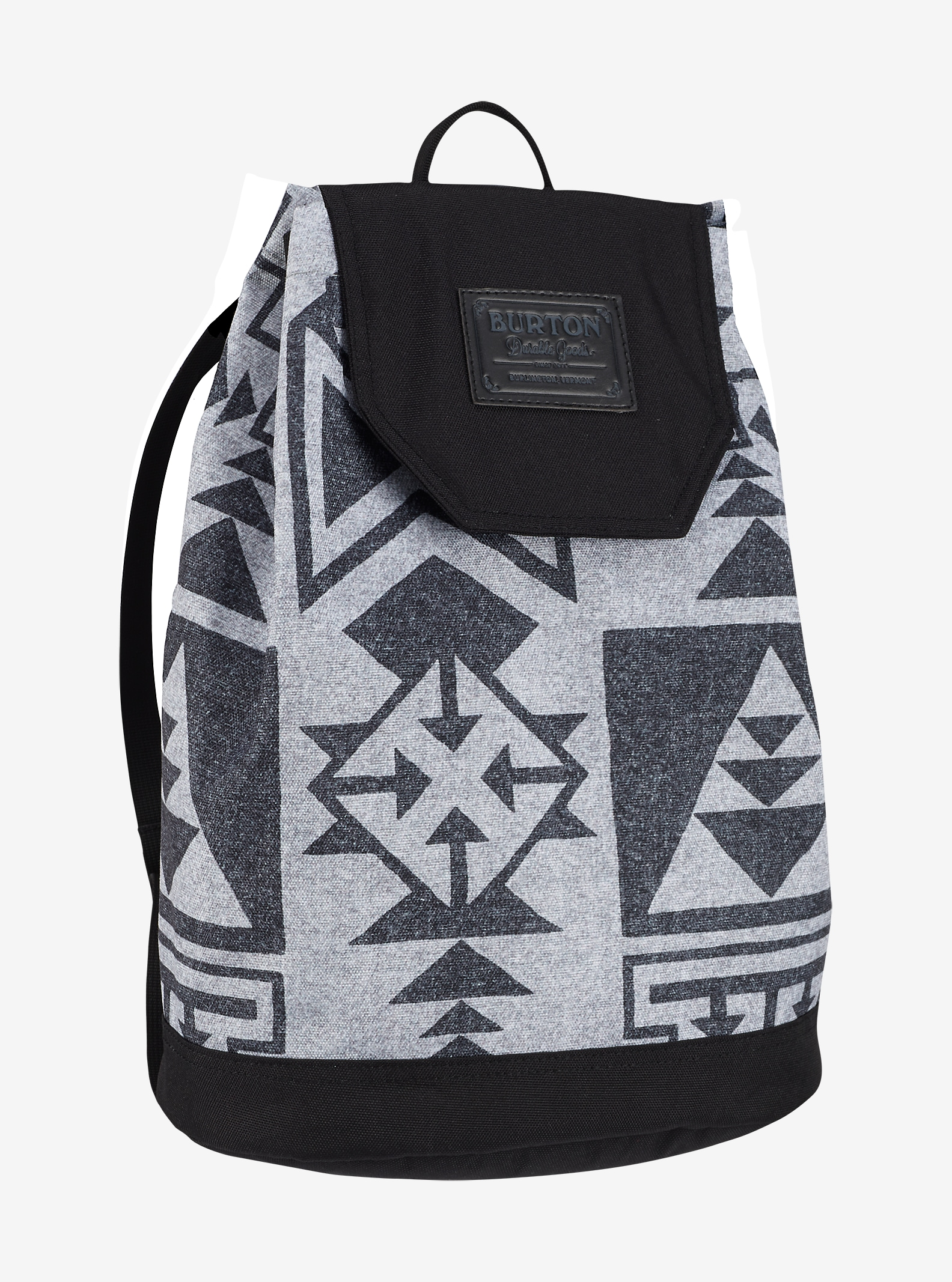 Burton Women's Parcel Backpack shown in Neu Nordic Print