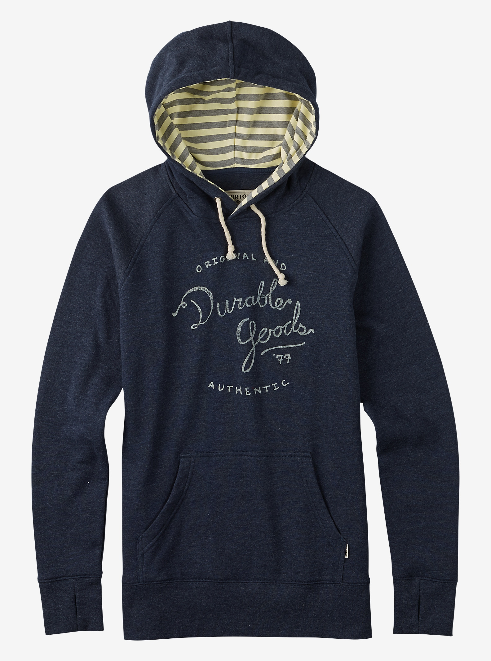 Burton Hilary Hoodie angezeigt in Eclipse Heather
