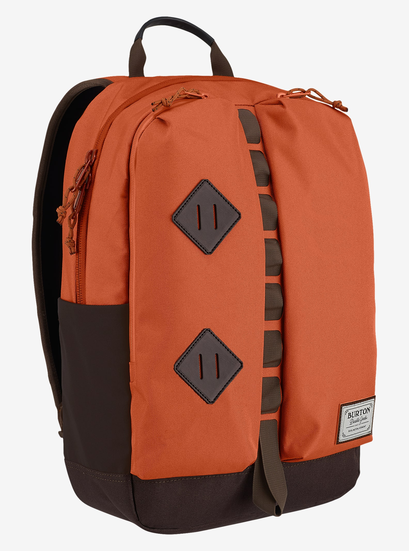 Burton Homestead Backpack shown in Burnt Ochre [bluesign® Approved]