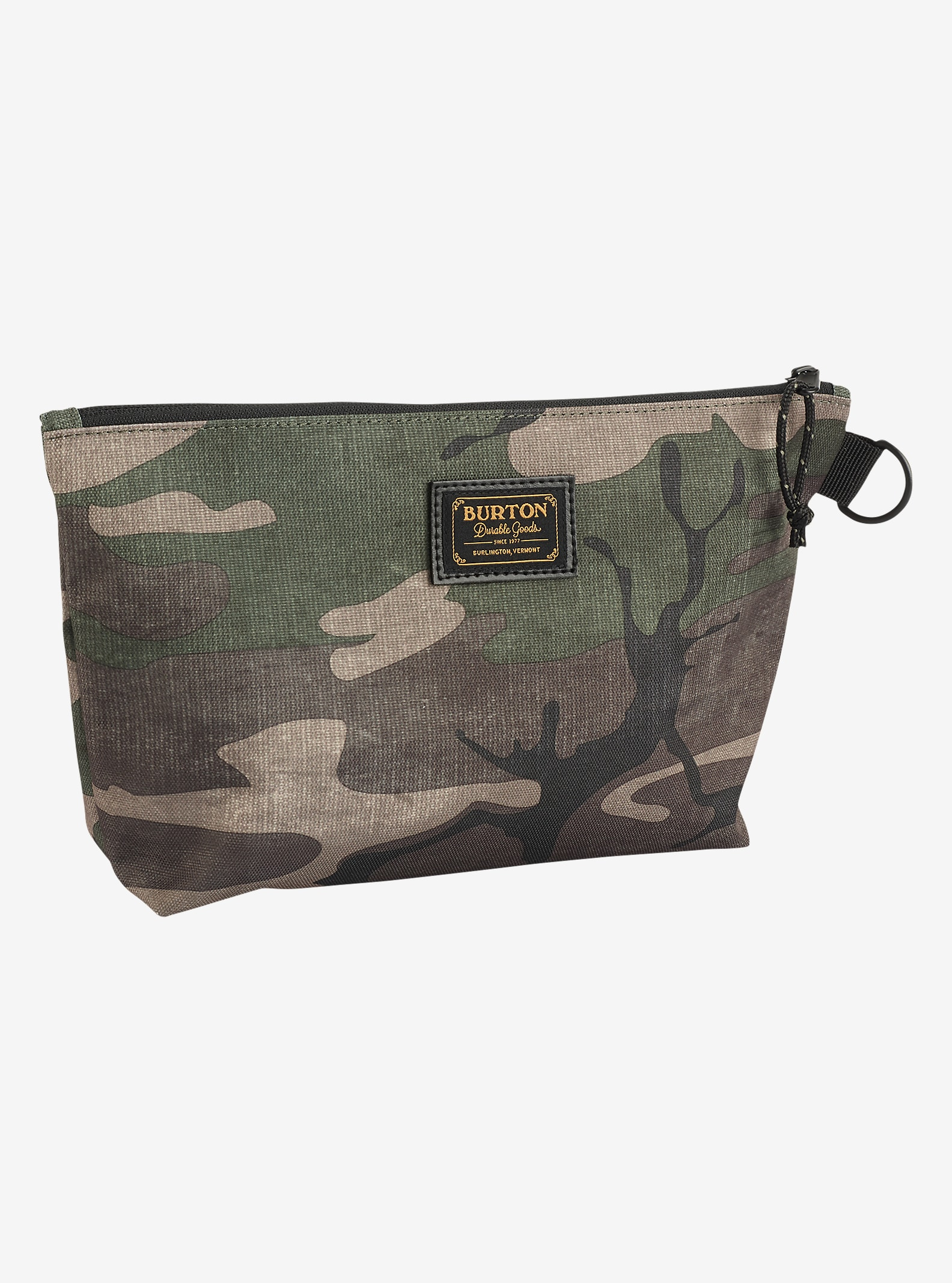 Burton Utility Pouch Medium shown in Bkamo Print