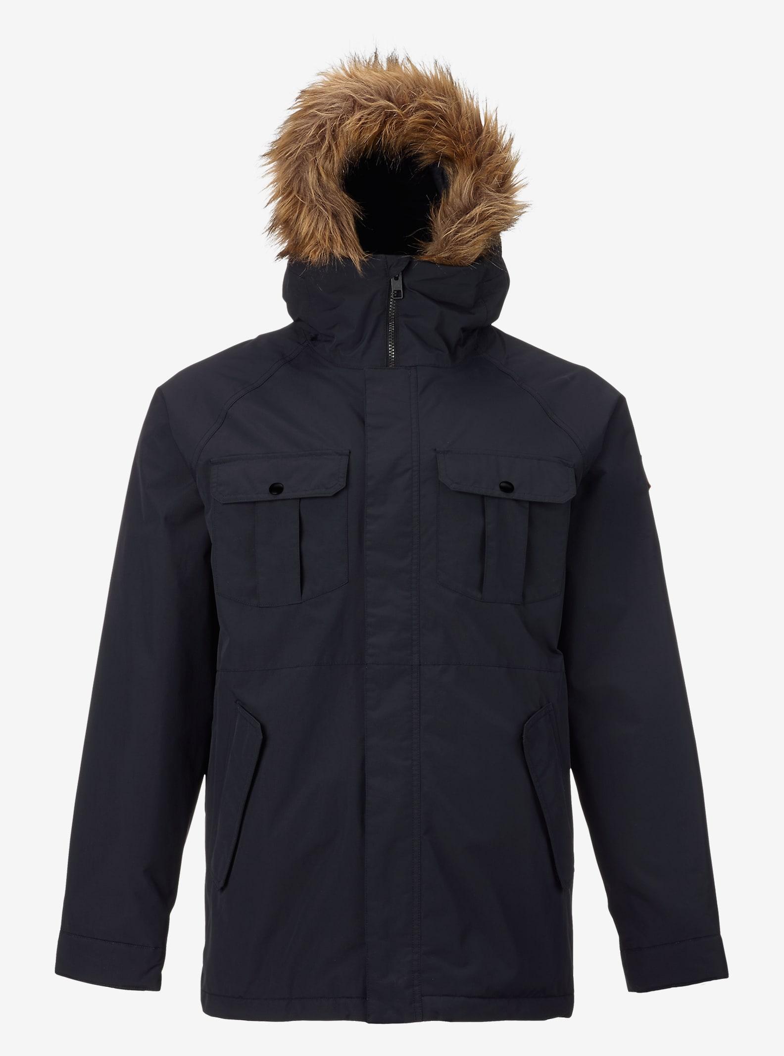 Burton Doyle Jacket shown in True Black