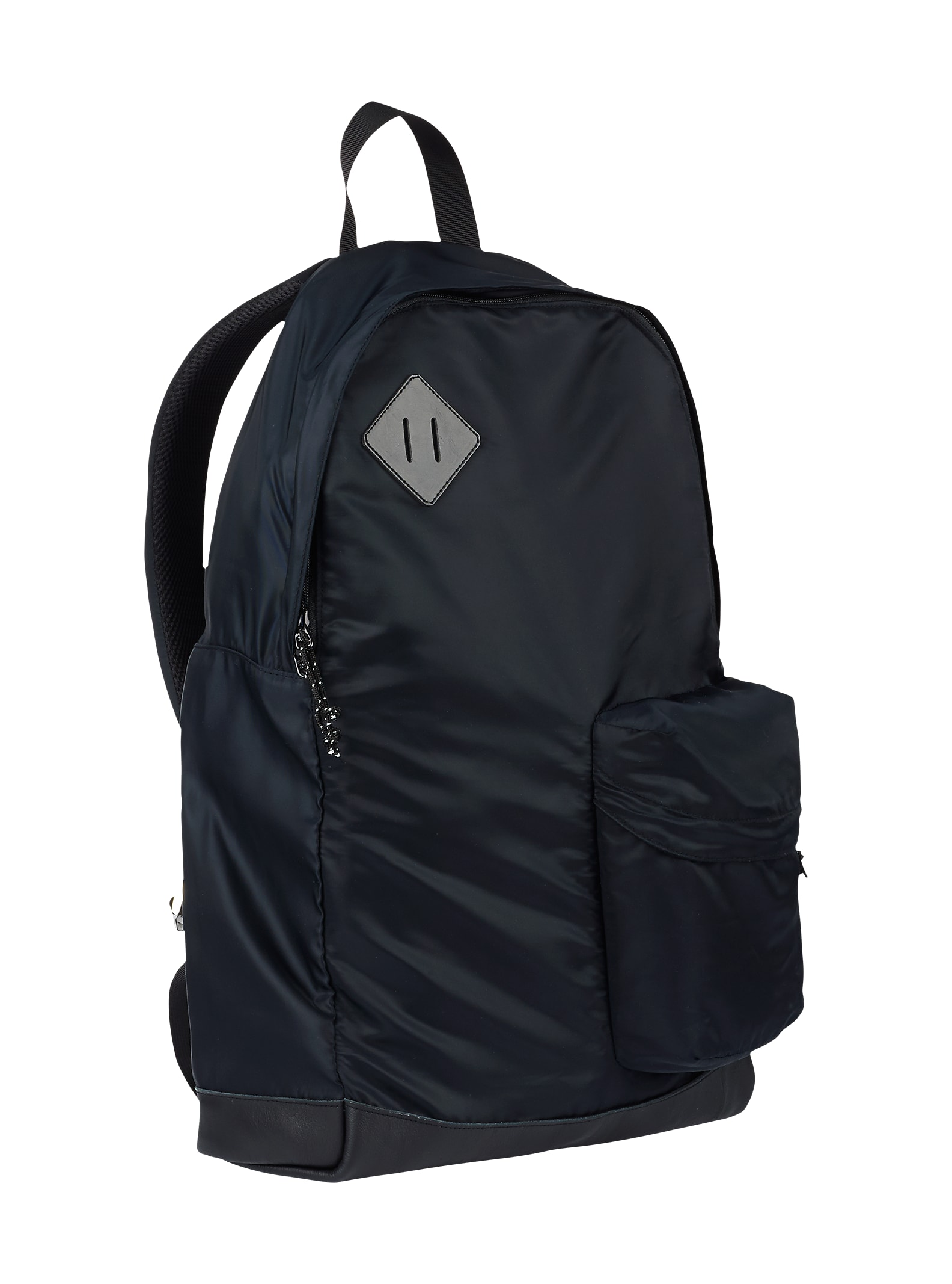 Black Scale x Burton Backpack shown in Black Scale Black