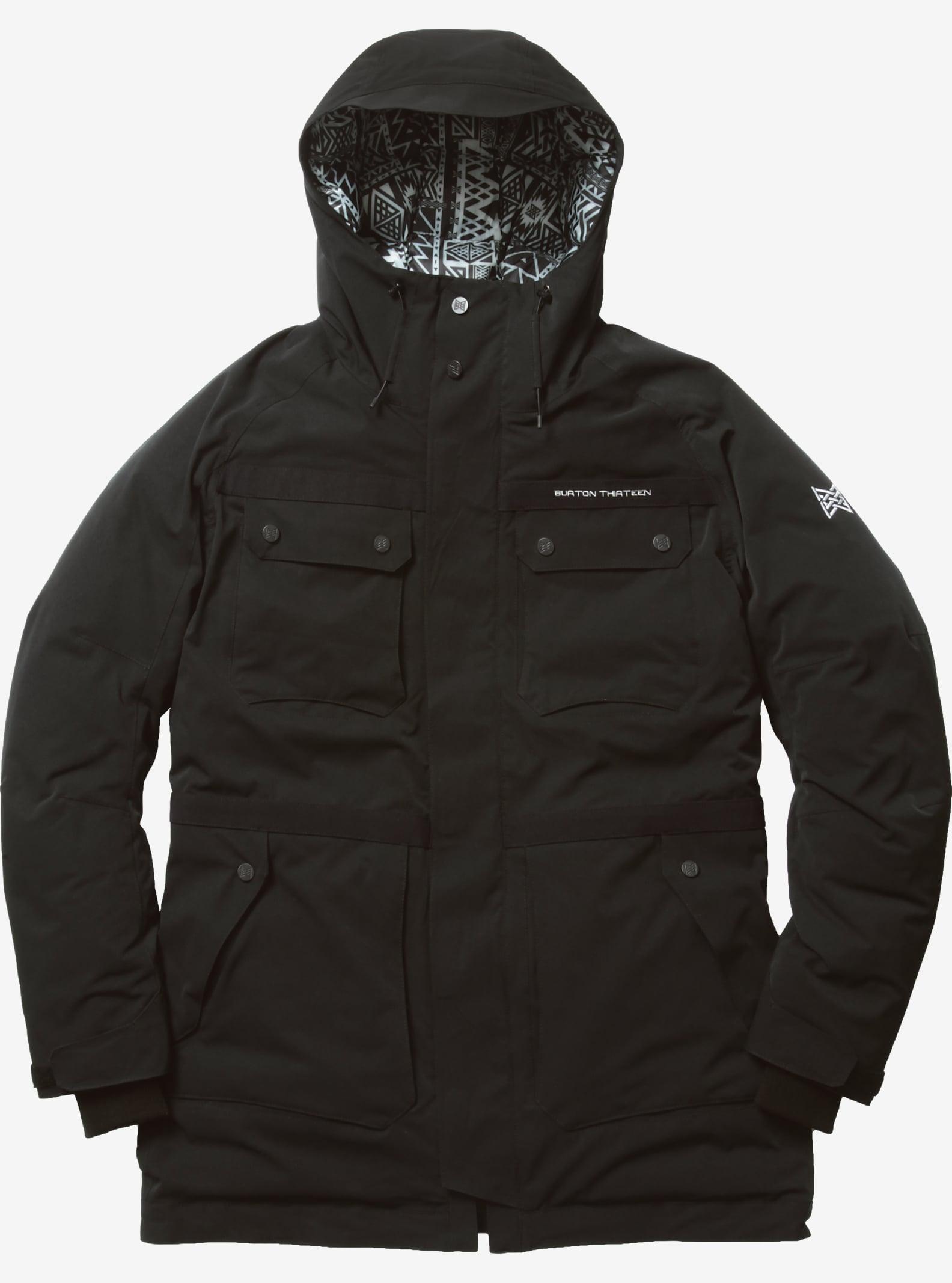 Burton THIRTEEN Serape Jacket shown in Black