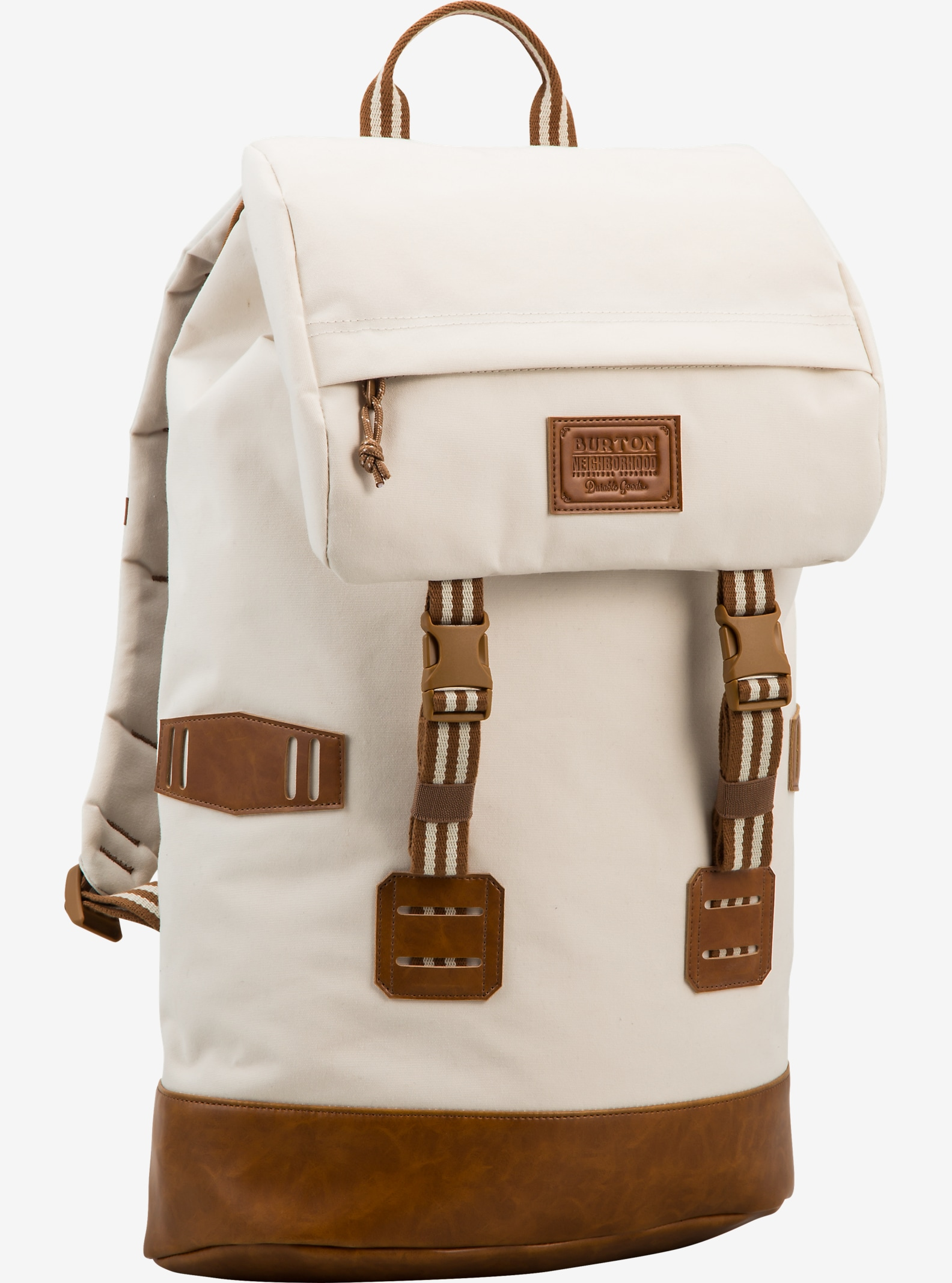 BURTON x NEIGHBORHOOD Tinder Backpack - Tall shown in Natural
