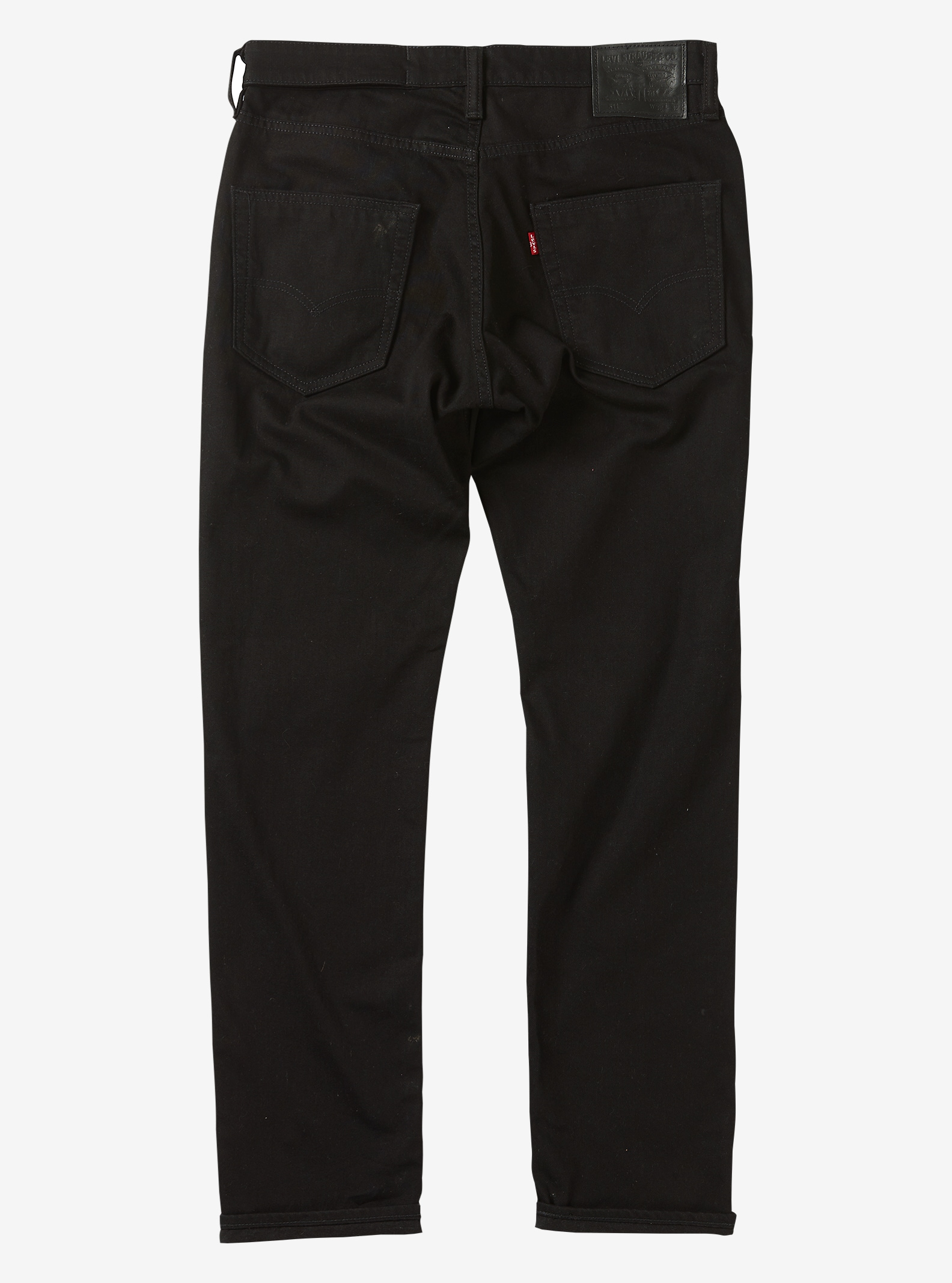 Levi's® Commuter™ 511™ Slim Fit Jean shown in Black