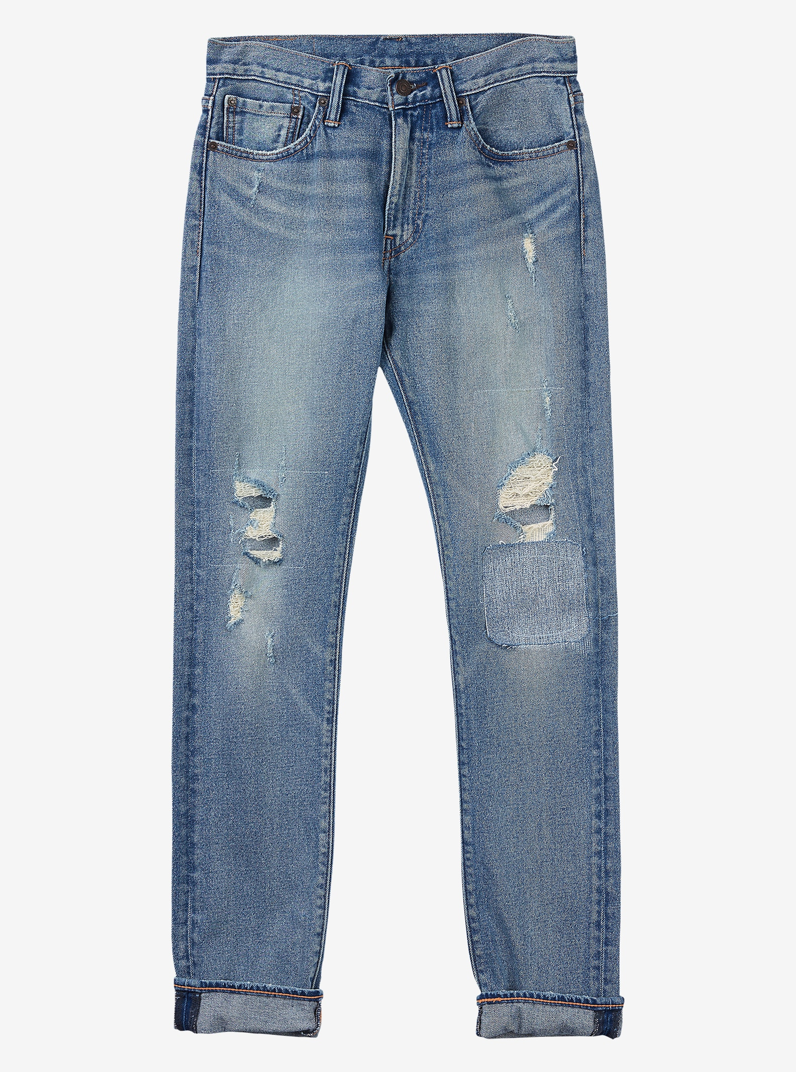 Women's Levi's® 505™C Jeans shown in Denim