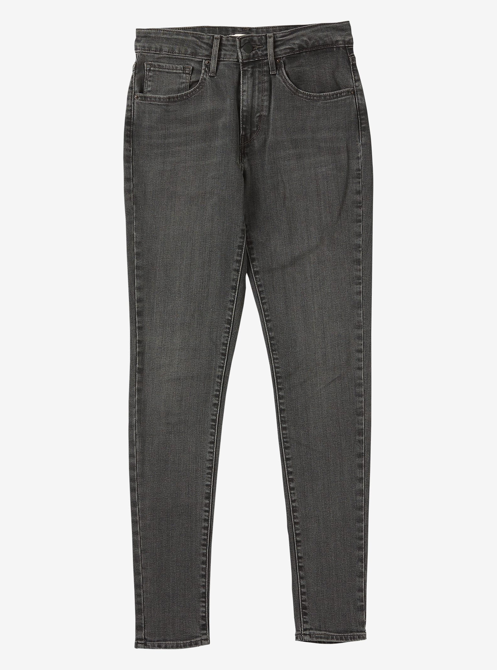 Women's Levi's® 721 High Rise Skinny Jean shown in Grey