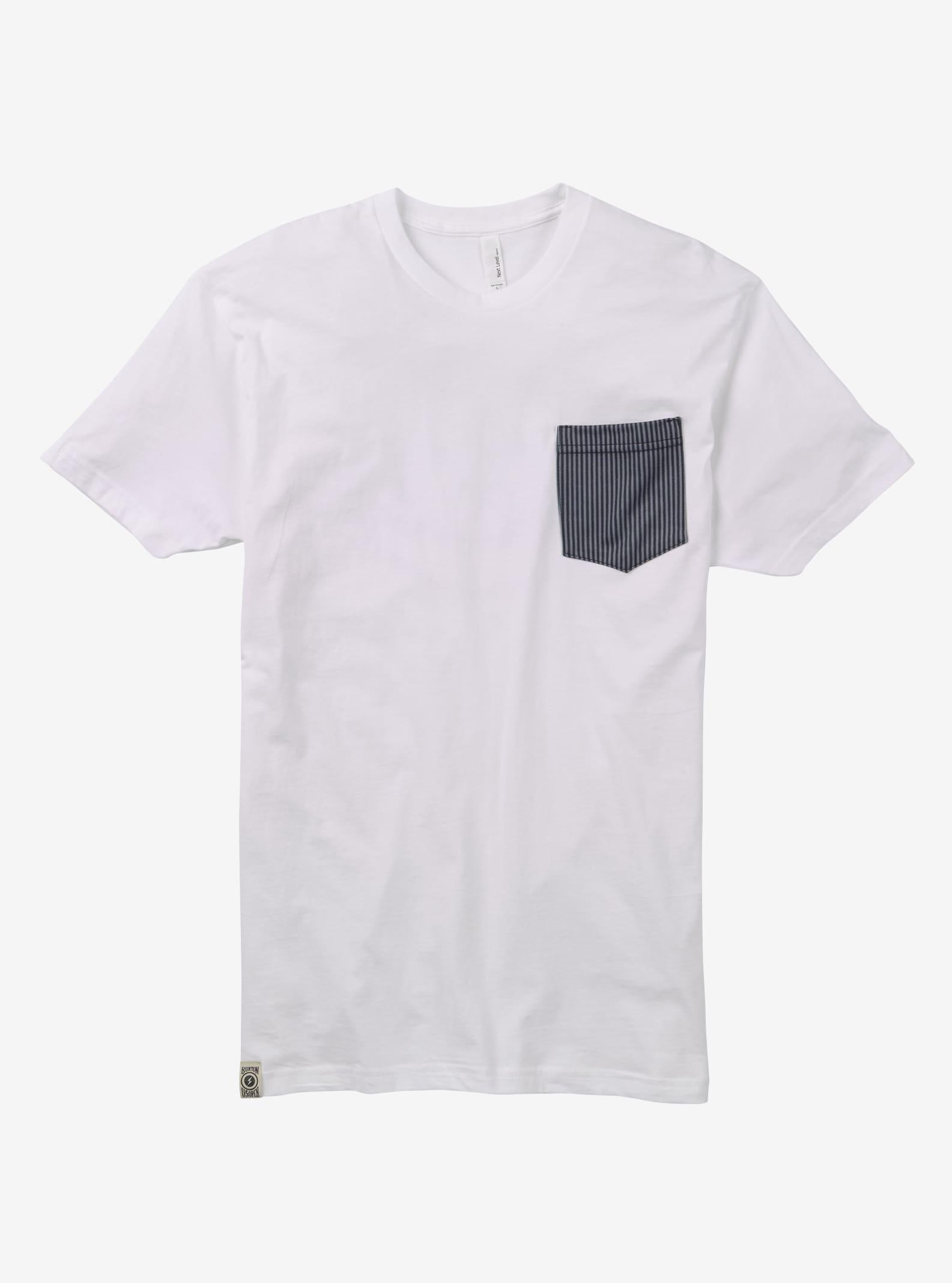 Burton US Open Bolt Short Sleeve T Shirt shown in White