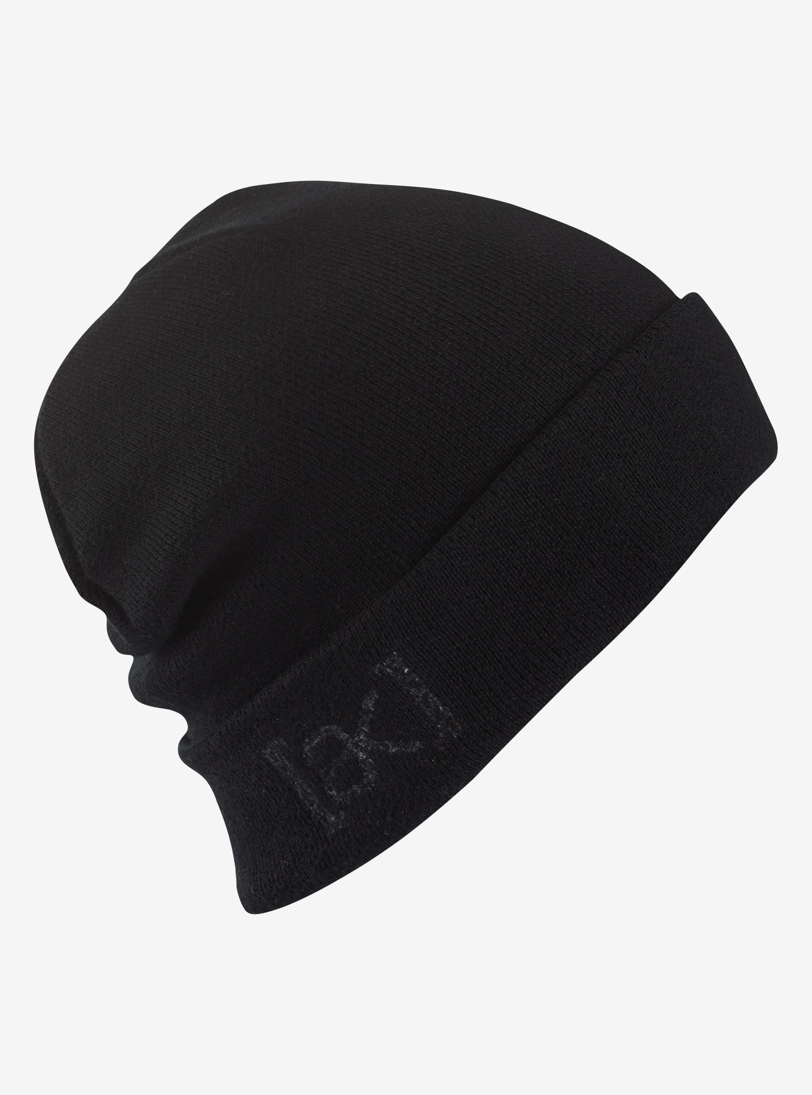 Men's Burton [ak] Stagger Beanie shown in True Black