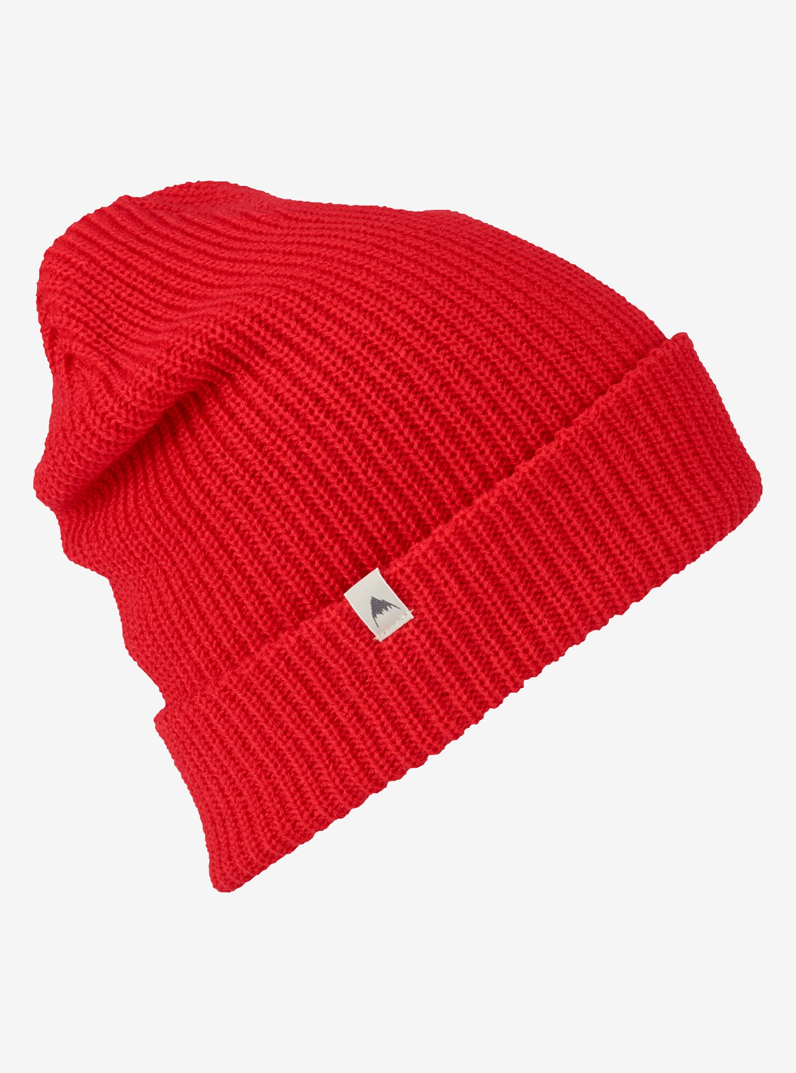 Burton Truckstop Beanie shown in Fiery Red