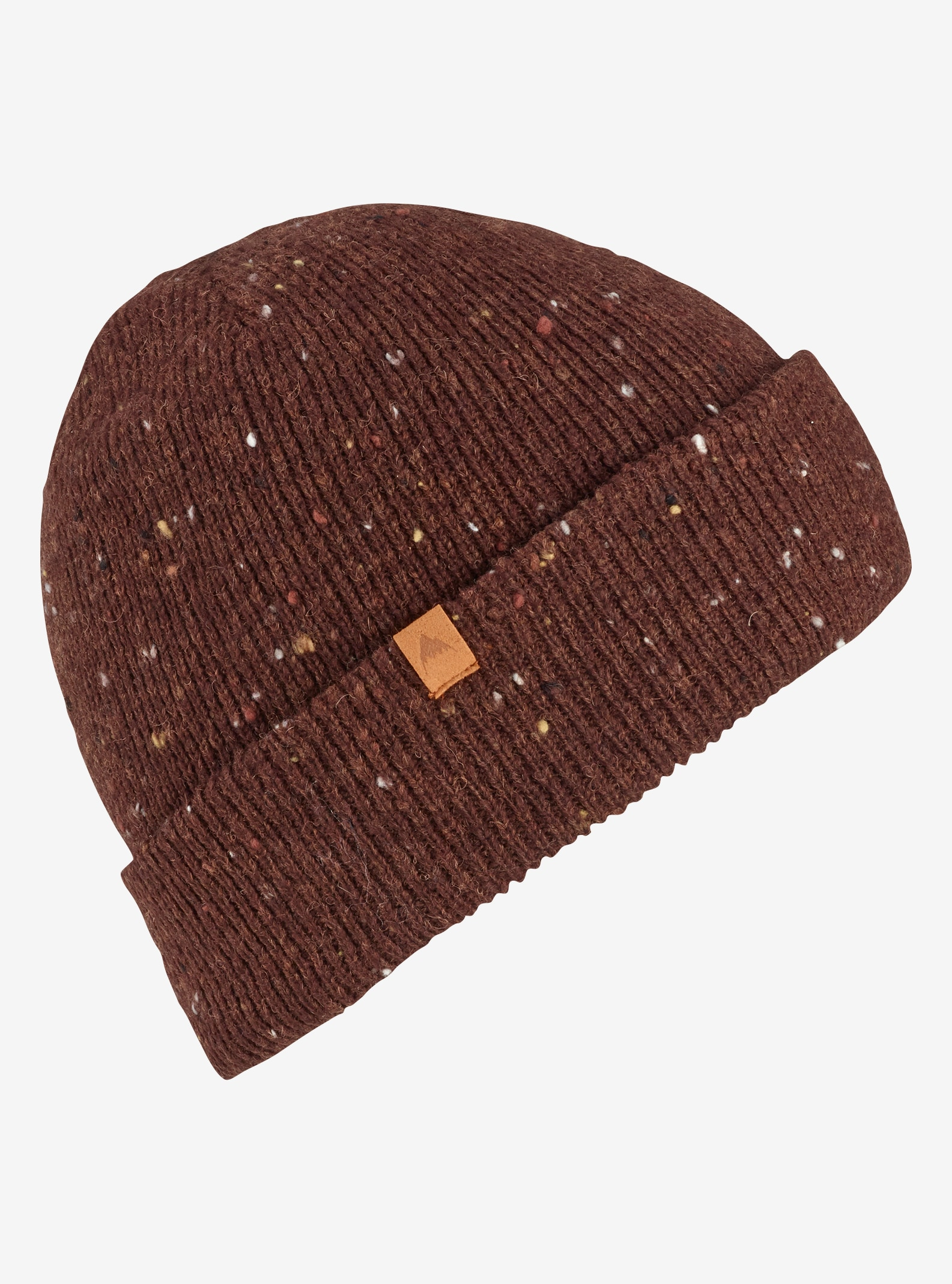 Burton Linden Beanie shown in Chestnut