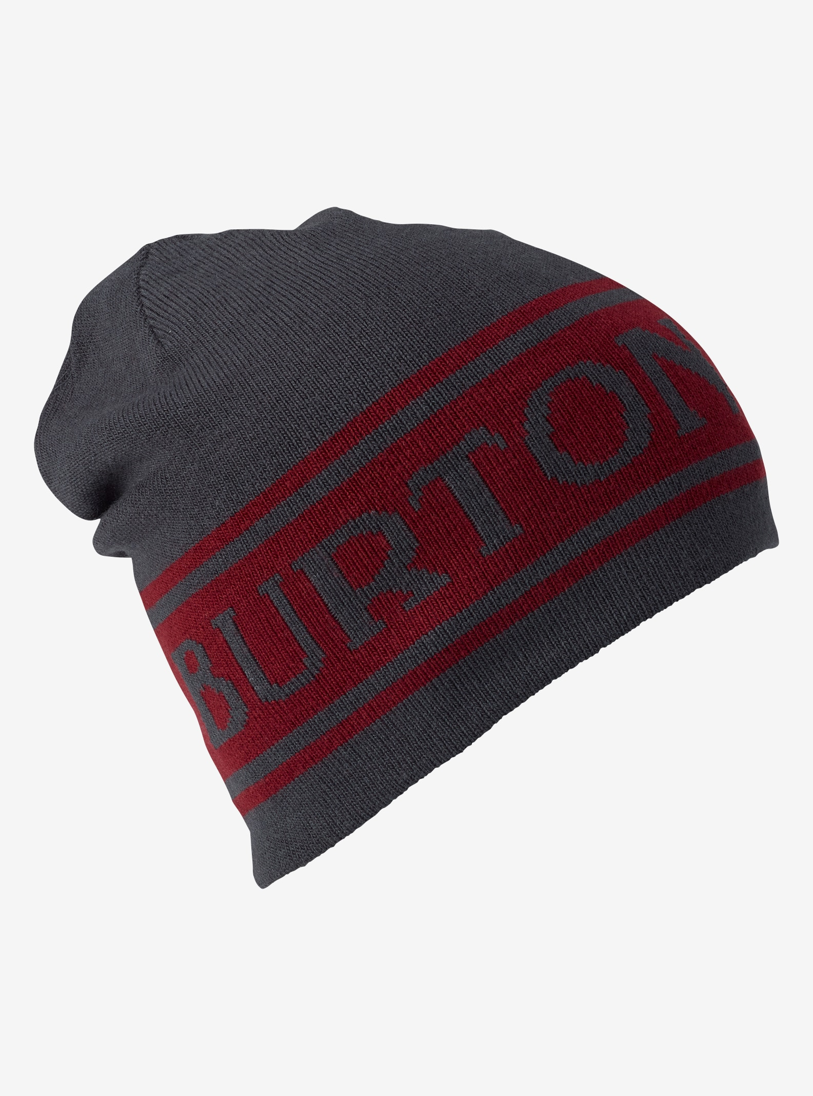 Burton Billboard Beanie - Reversible shown in Faded / Fired Brick