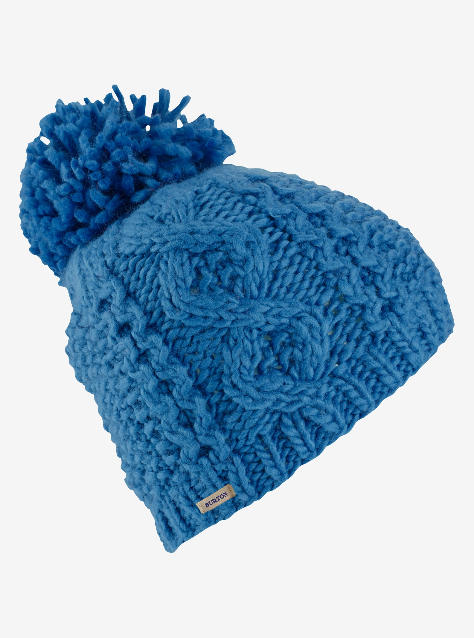 Women's Burton Katie Joe Beanie shown in Bright Cobalt