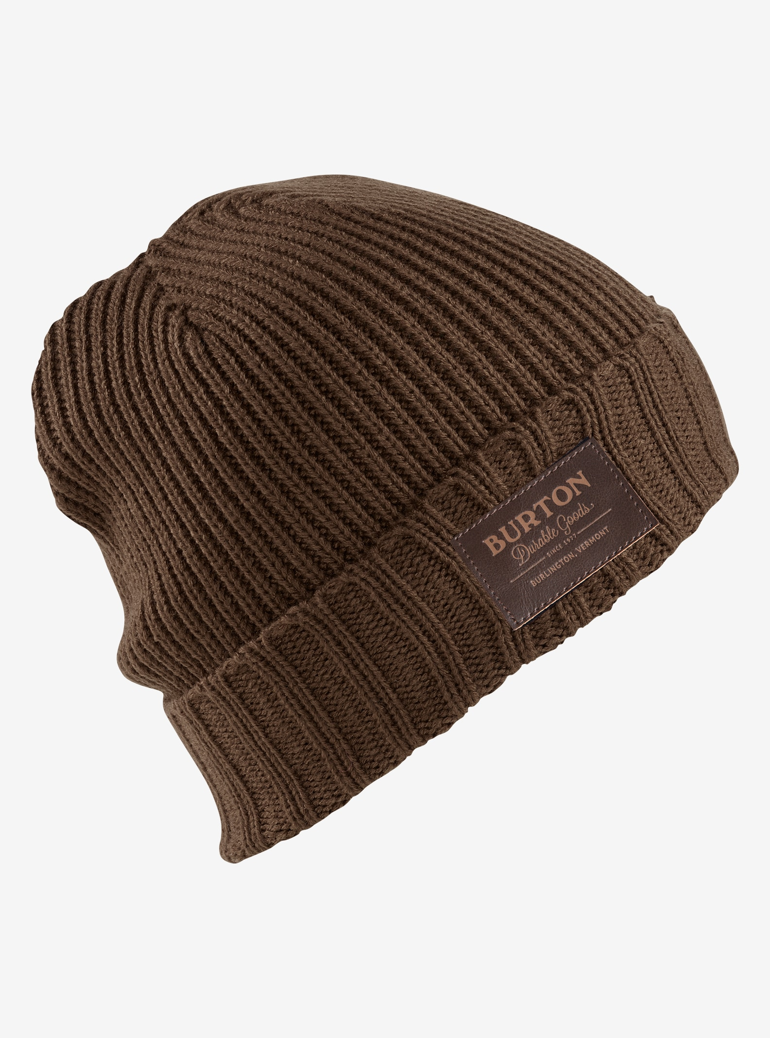 Men's Burton Gringo Beanie shown in Chestnut