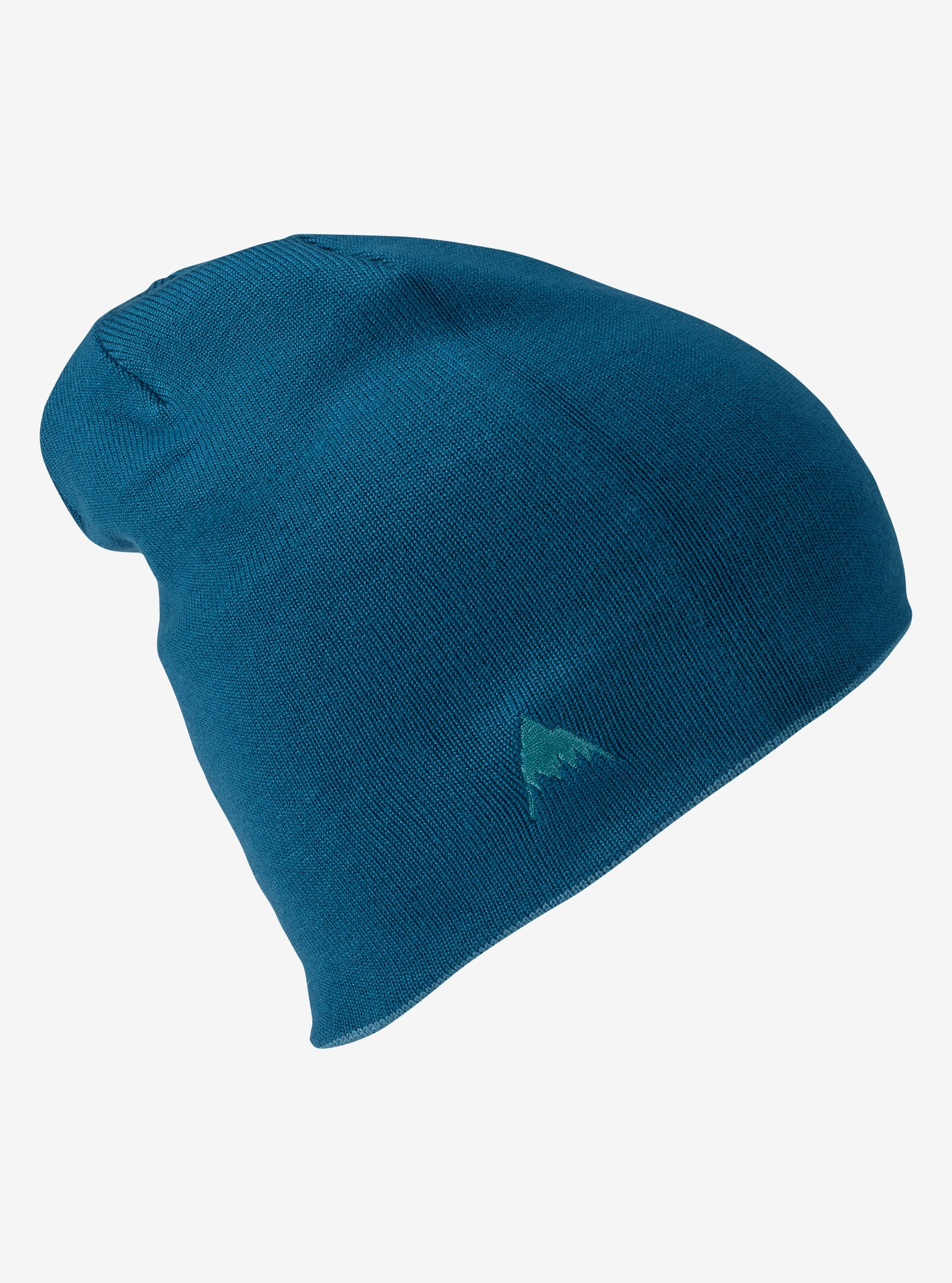 Women's Burton Belle Beanie - Reversible shown in Jaded / Larkspur