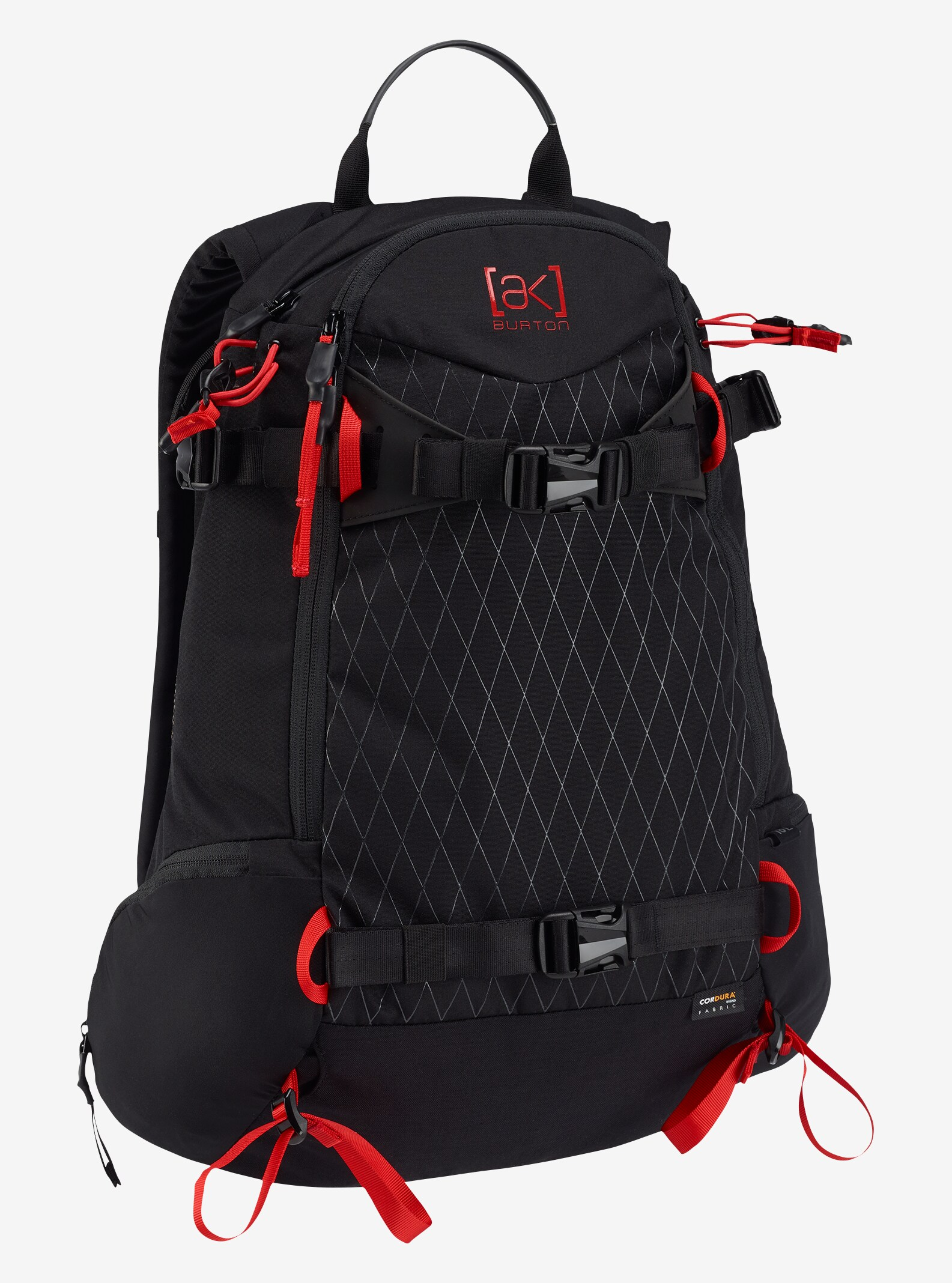 Burton Side Country 18 l Rucksack angezeigt in True Black Cordura®