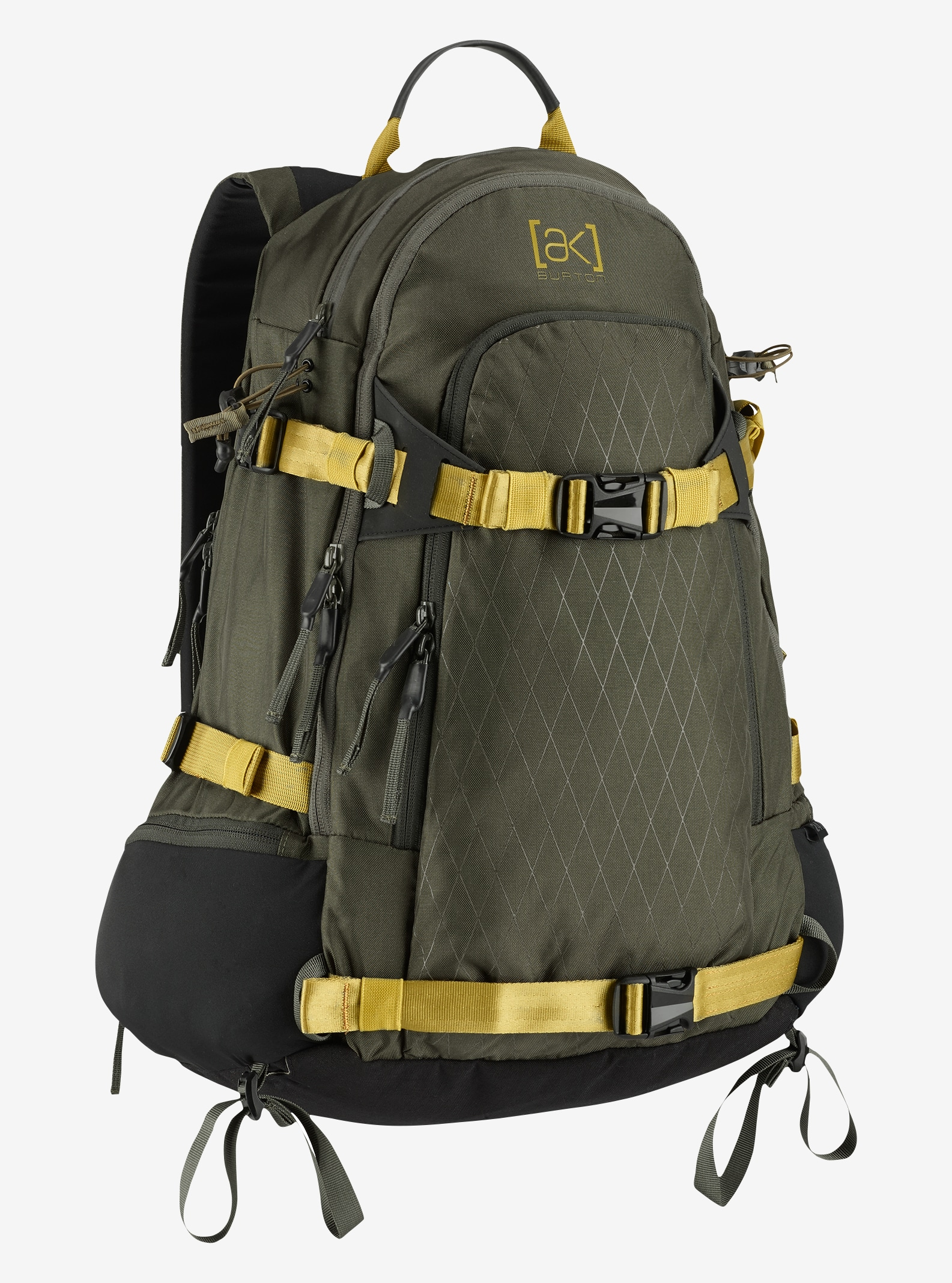 Burton Taft 24L Backpack shown in Forest Night Cordura®