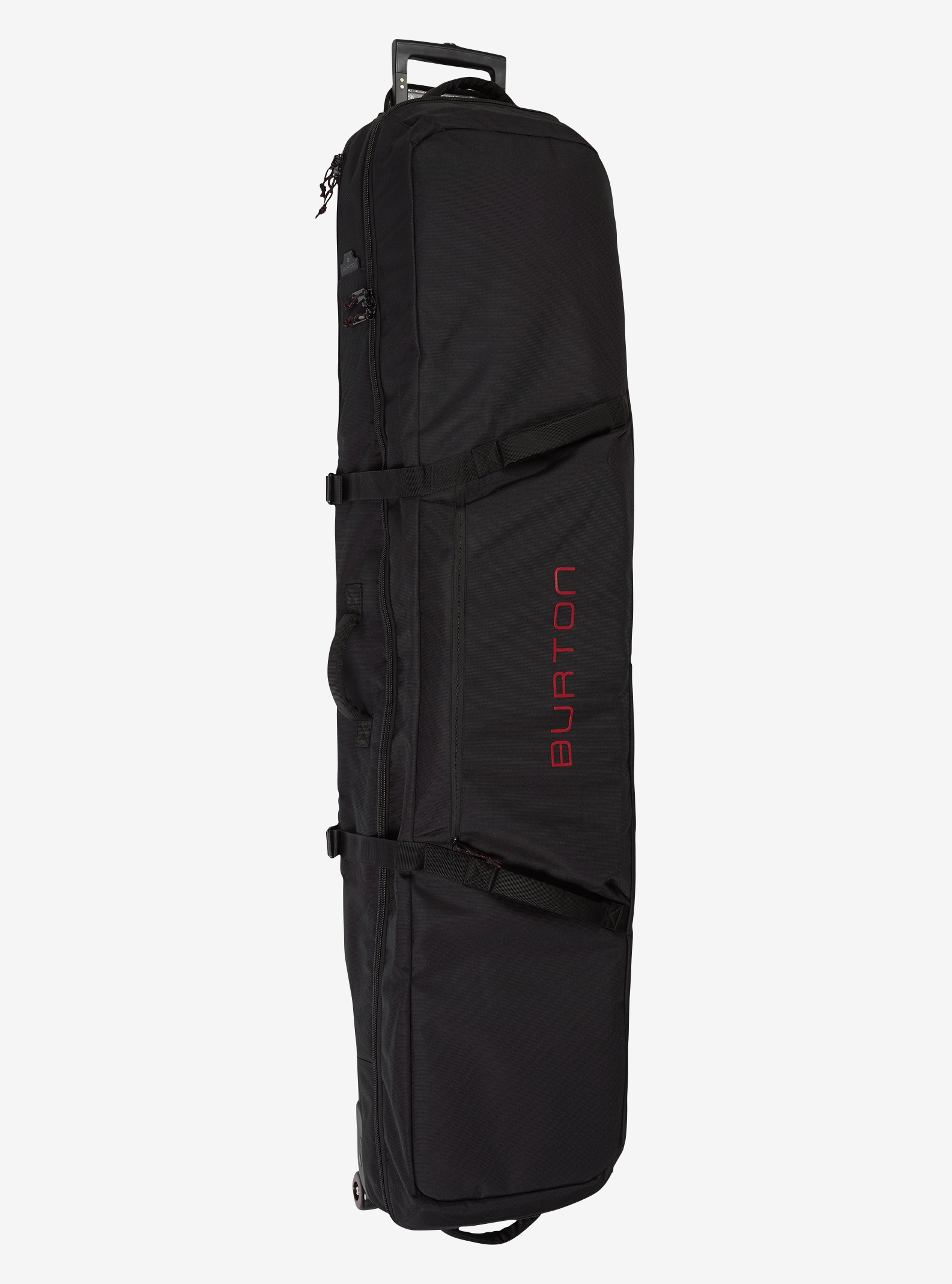 Burton Wheelie Locker shown in True Black