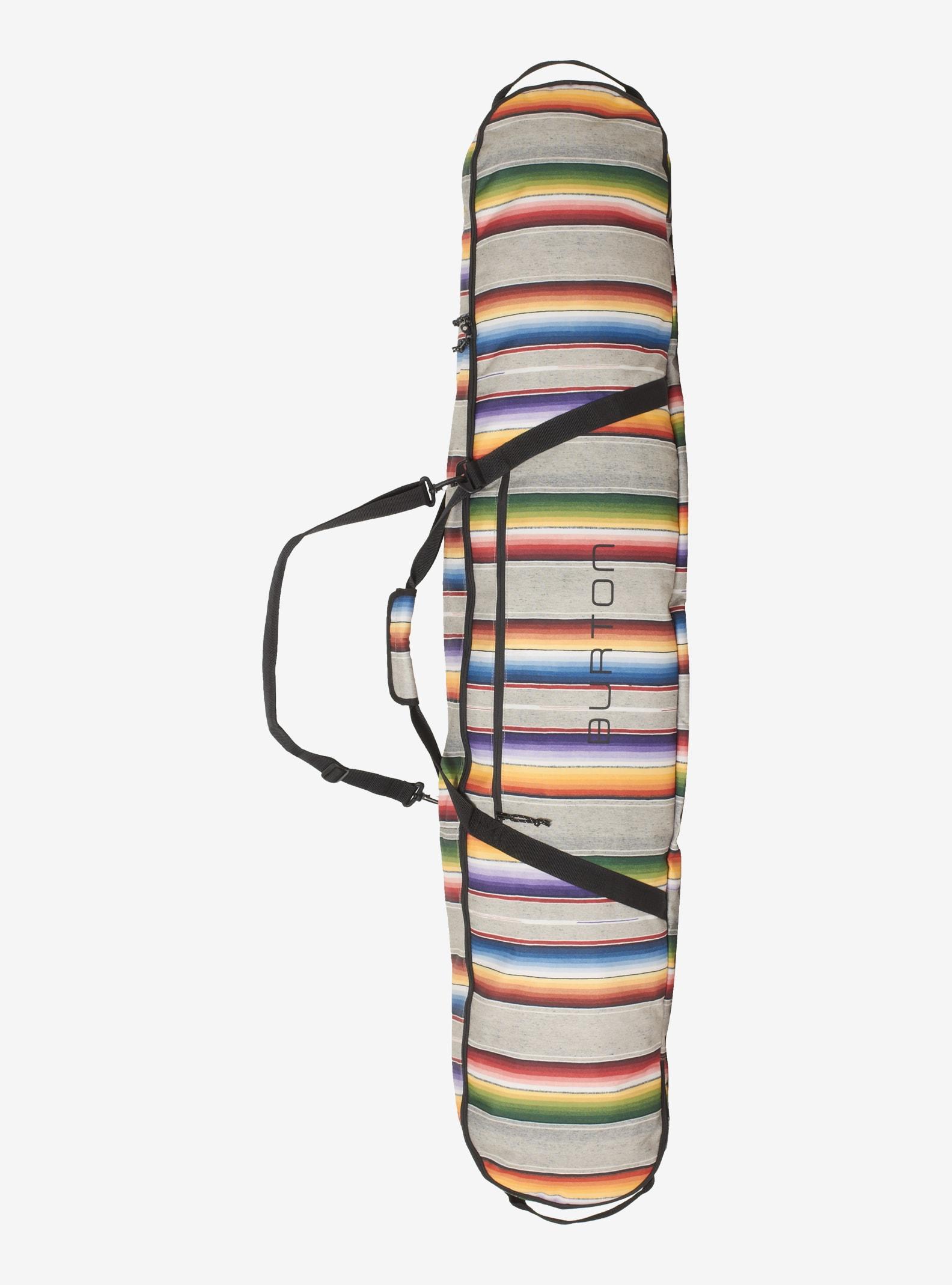Burton JPN Board Sack shown in Bright Sinola Stripe