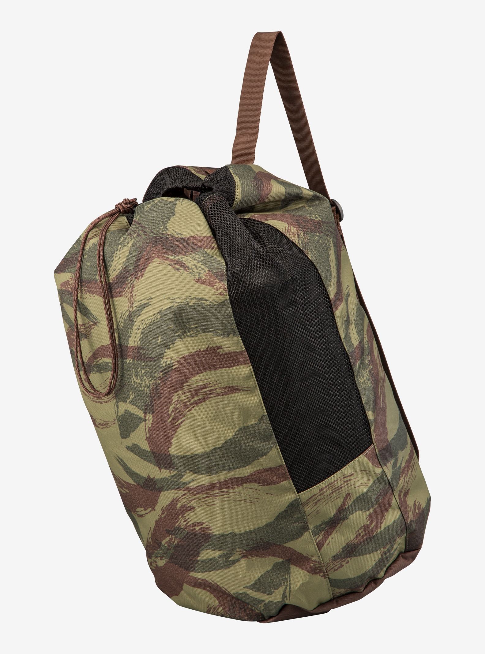 Burton JPN Laundry Boston shown in Brushstroke Camo