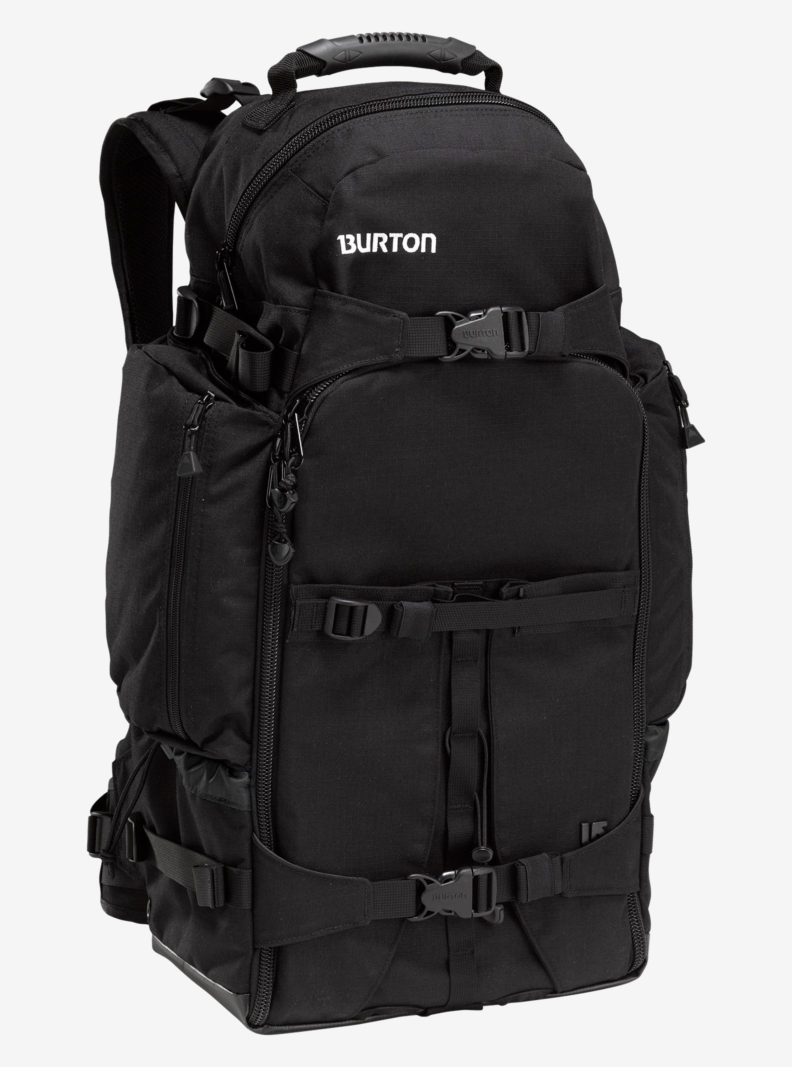 Burton F-Stop 28L Camera Backpack shown in True Black