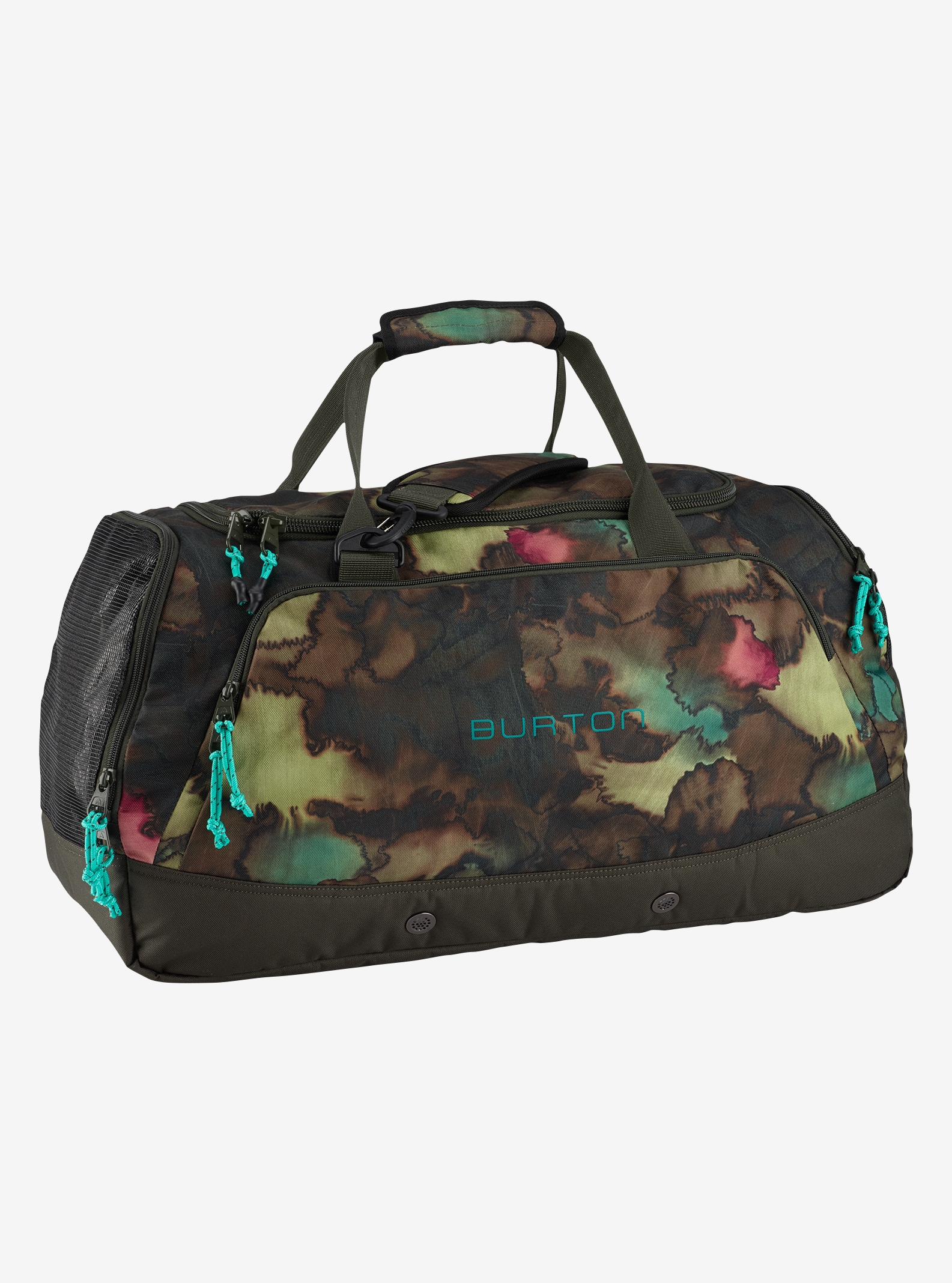 Burton Boothaus Bag 2.0 Large shown in Tea Camo Print